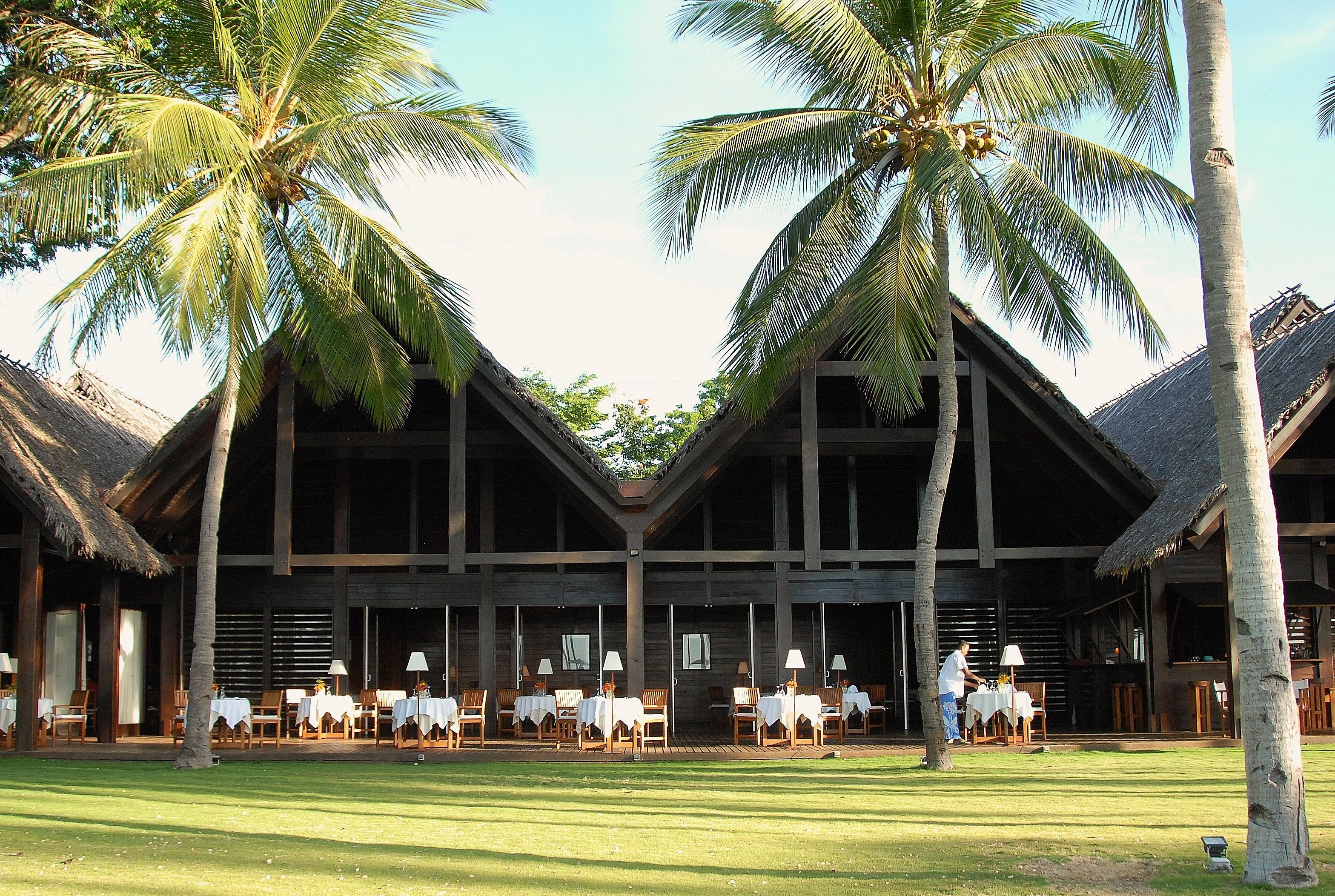 Anjajavy Restaurant Madagascar