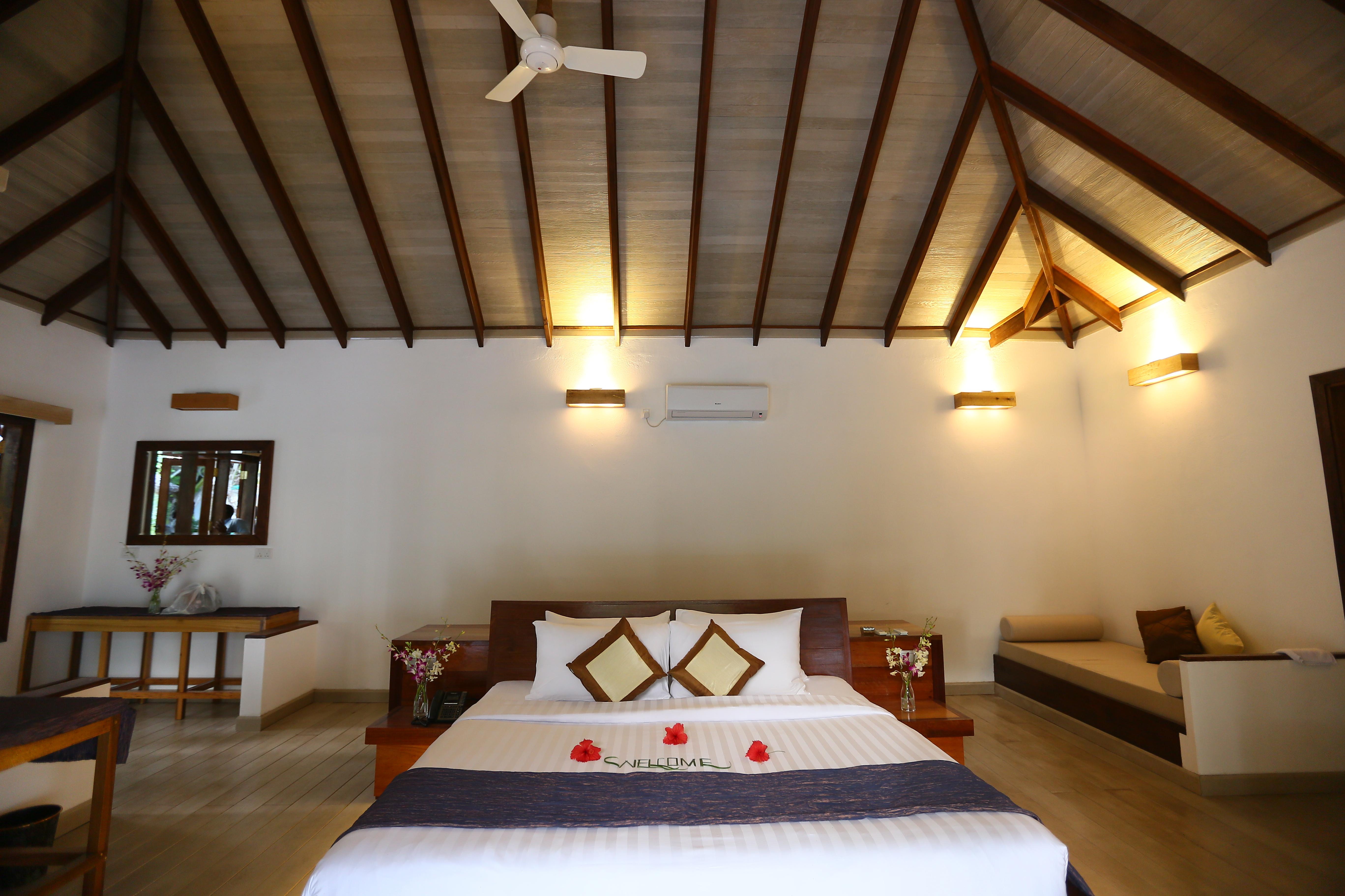 Kihaa Garden Villa Chambre Maldives
