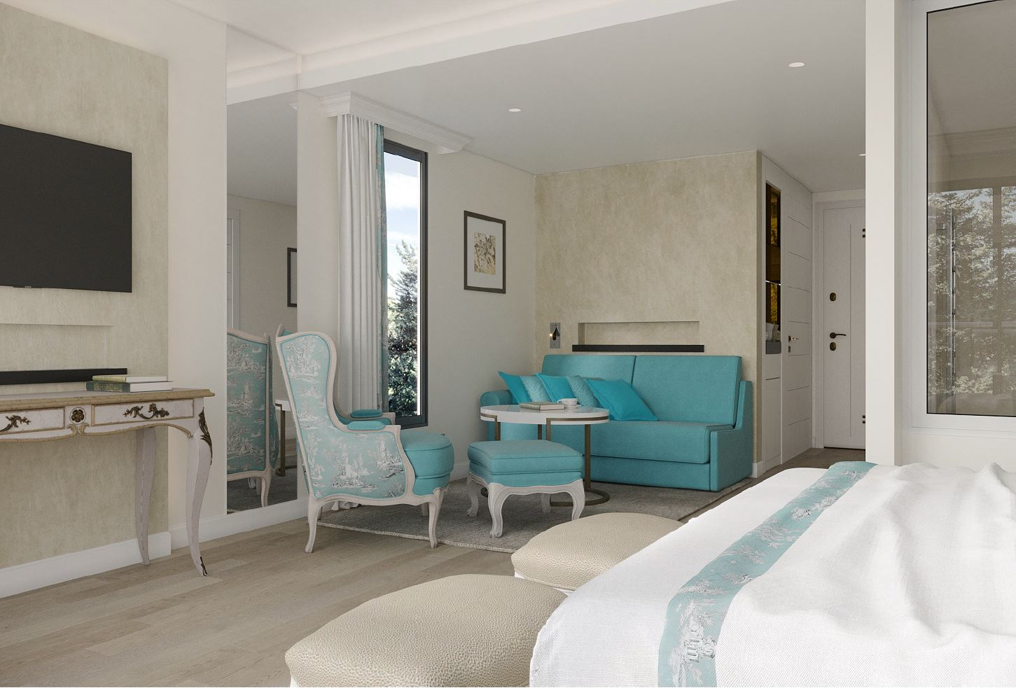 Domaine Mas de Pierre Provence Junior Suite Prestige .JPG