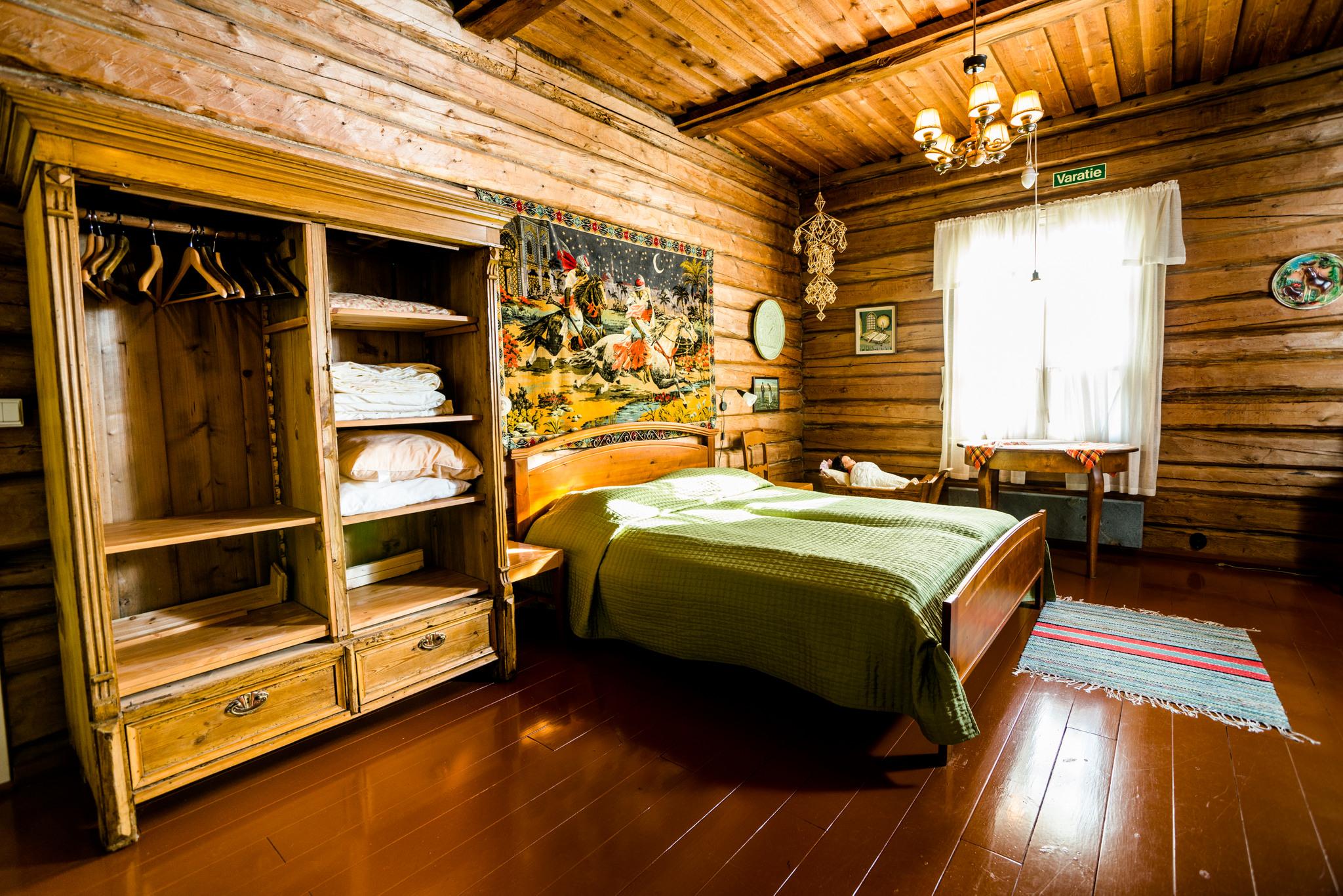 Kakslauttanen Maison Traditionnelle Chambre Laponie