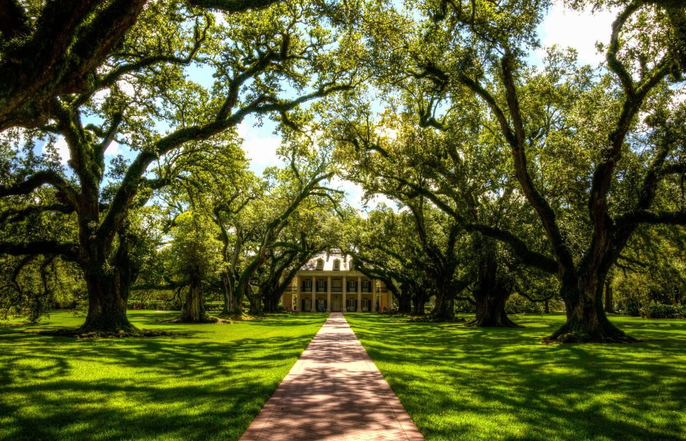 La Louisiane et les Etats du Sud