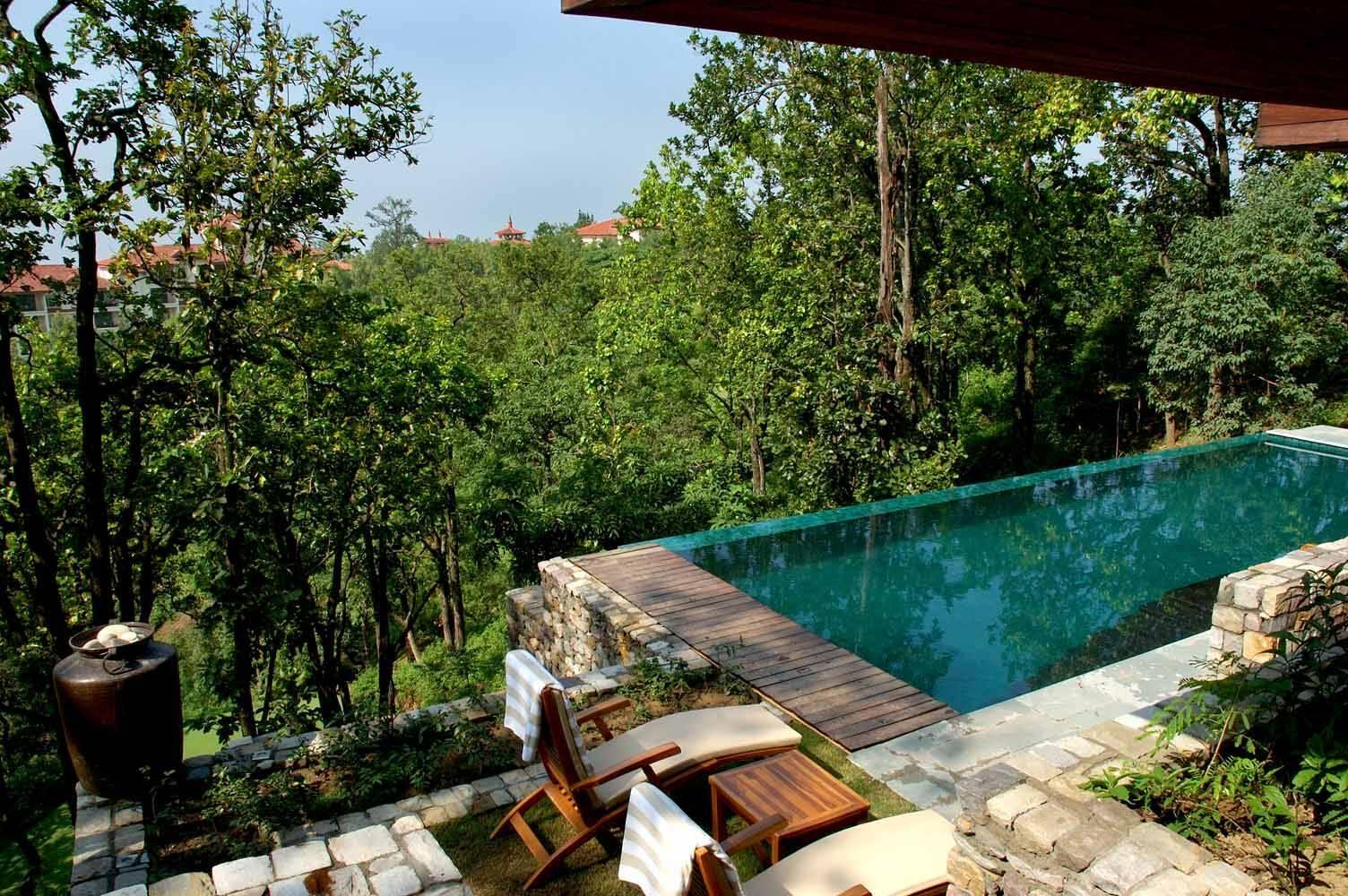 Ananda Inde Villa Pool