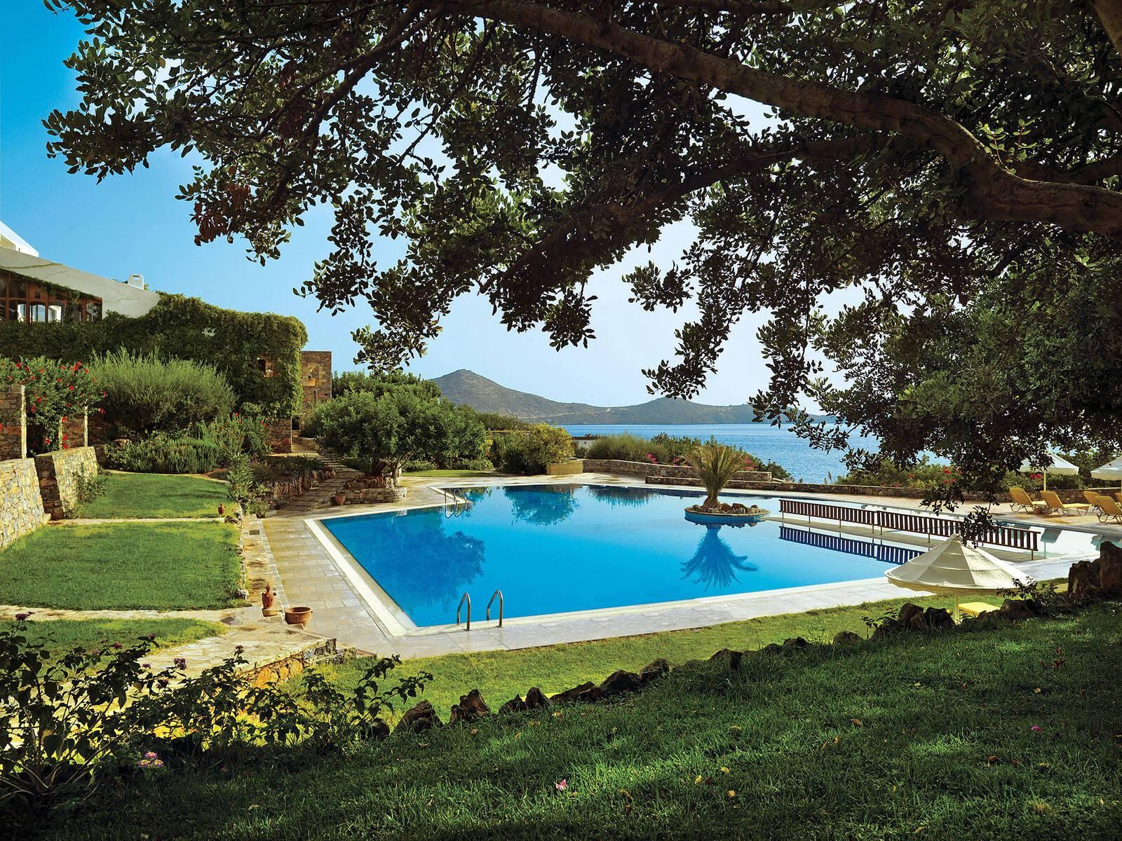 Elounda Mare Piscine Crete