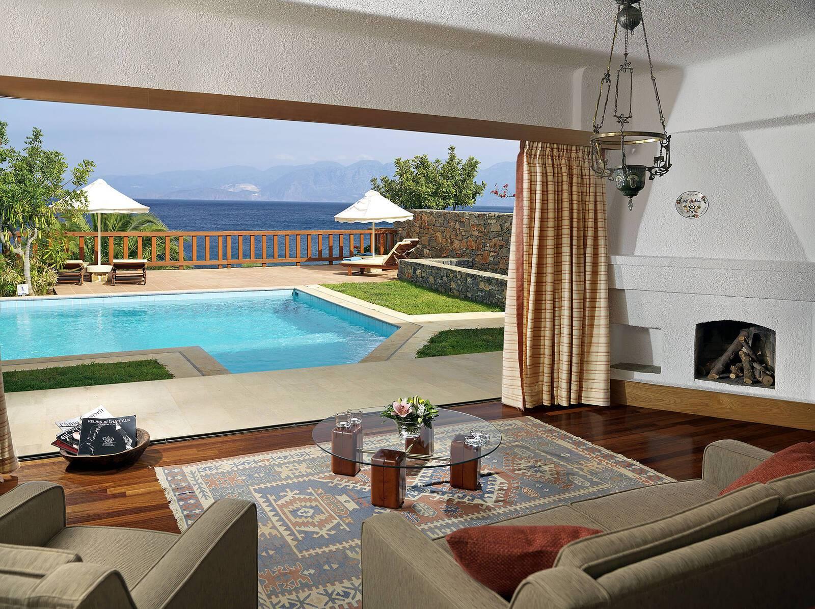 Elounda Mare Royalty Suite King Minos Crete