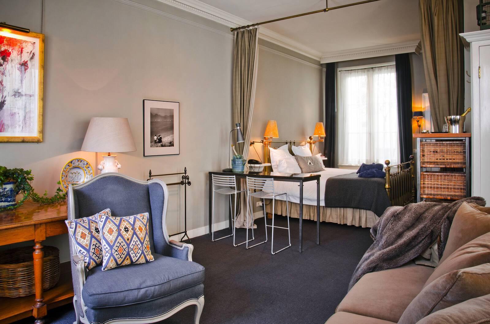 717 hotel junior suite shakespeare amsterdam