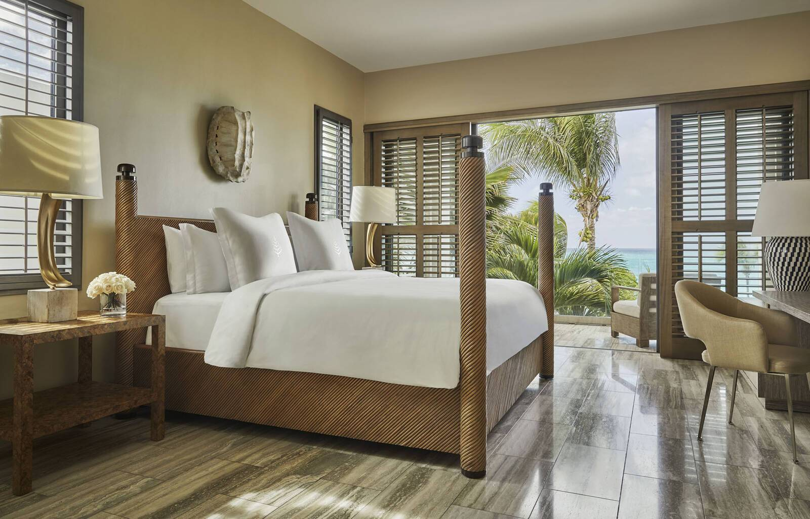 Four Seasons Anguilla Four Bedroom Oceanfront Villa AnguillaJPG