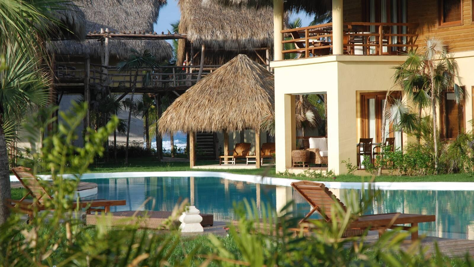 Zoetry Punta Cana Republique Dominicaine piscine et suites AMResorts