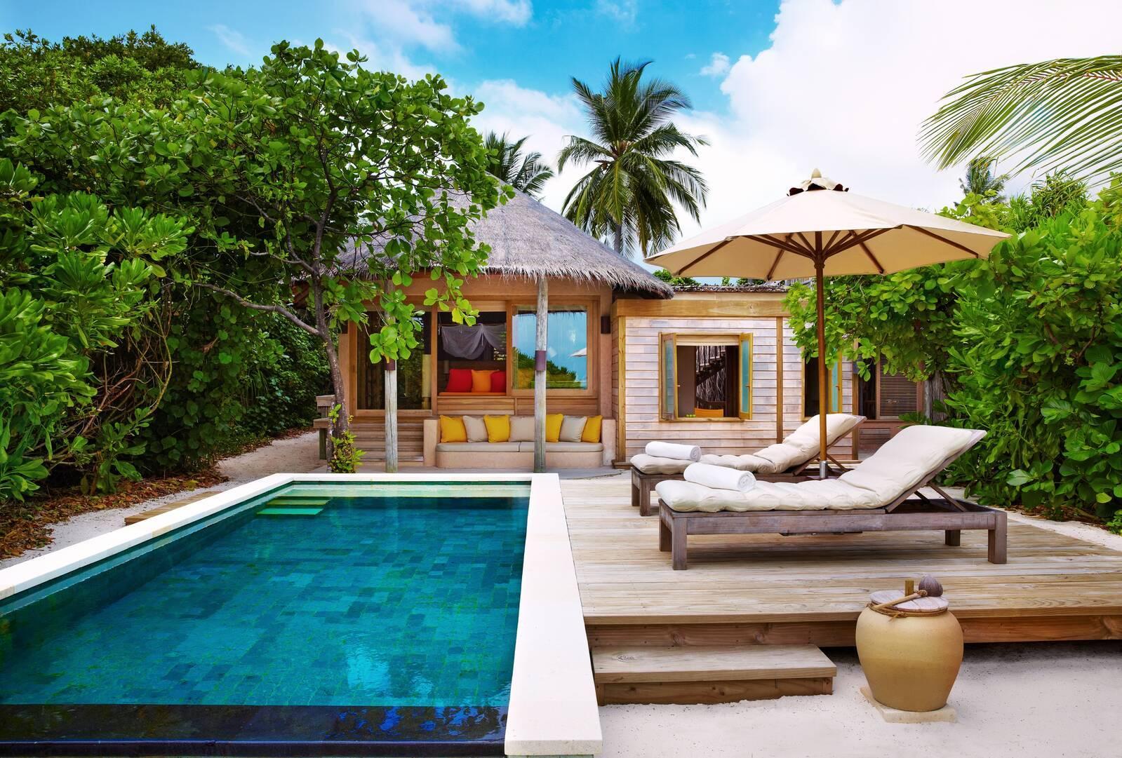 Six Senses Laamu Family Villa Maldives