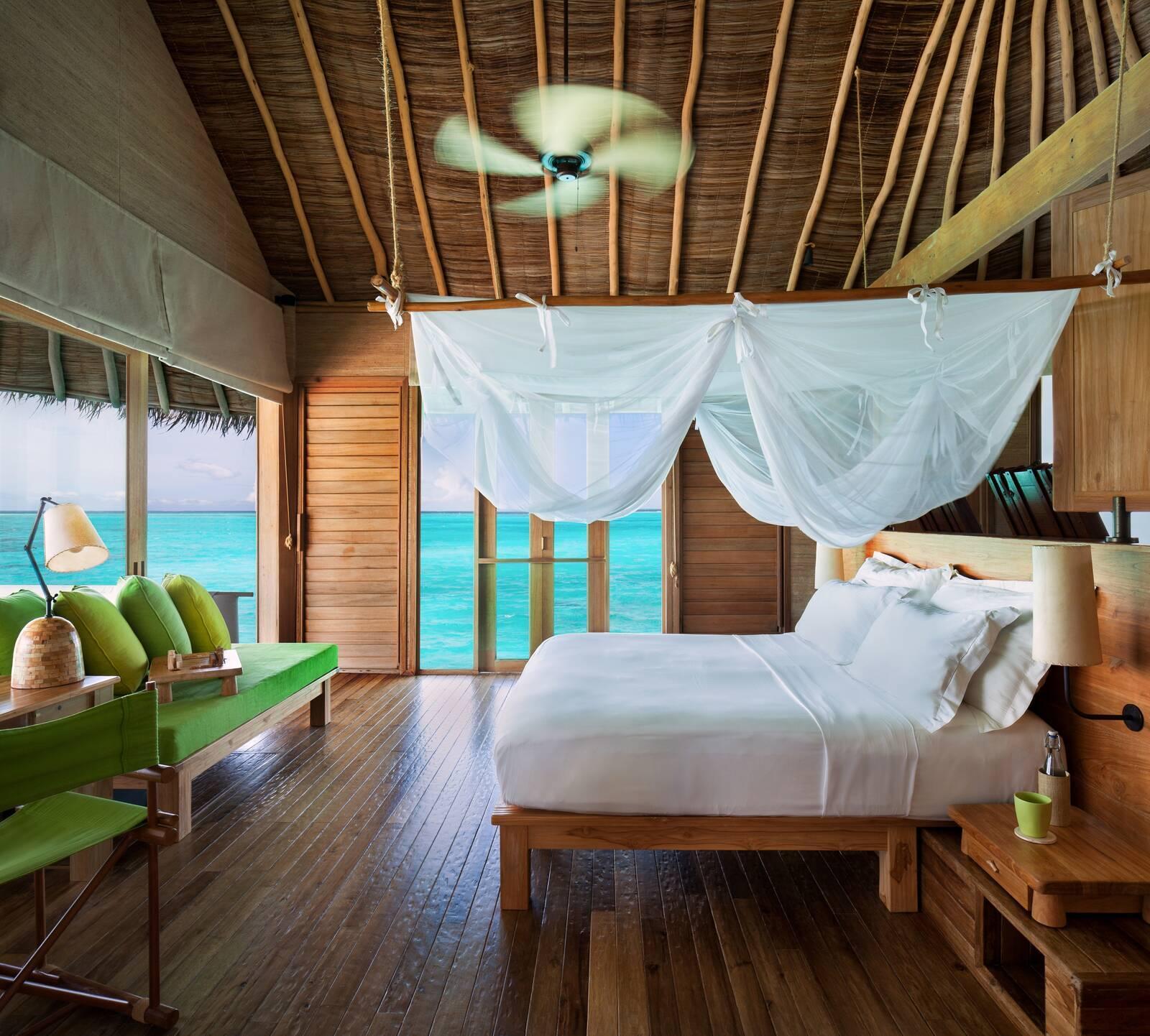 Six Senses Laamu Water Villa Maldives