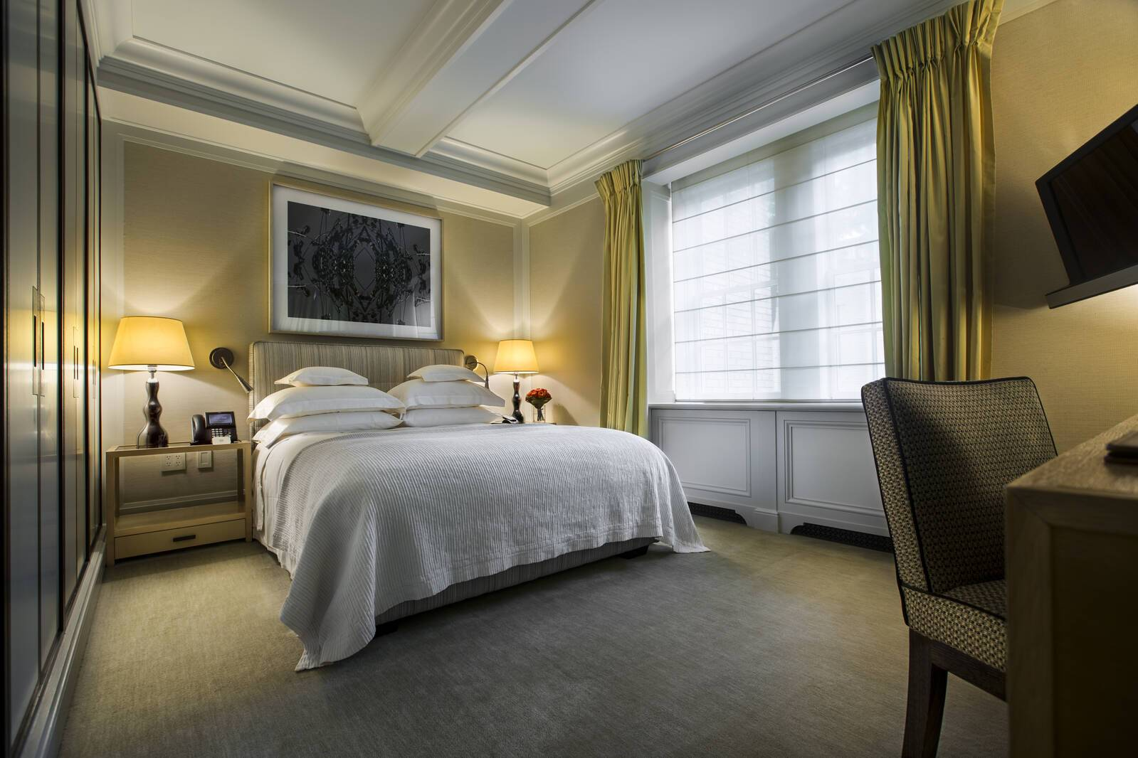 The Mark Courtyard Junior Suite Chambre New York