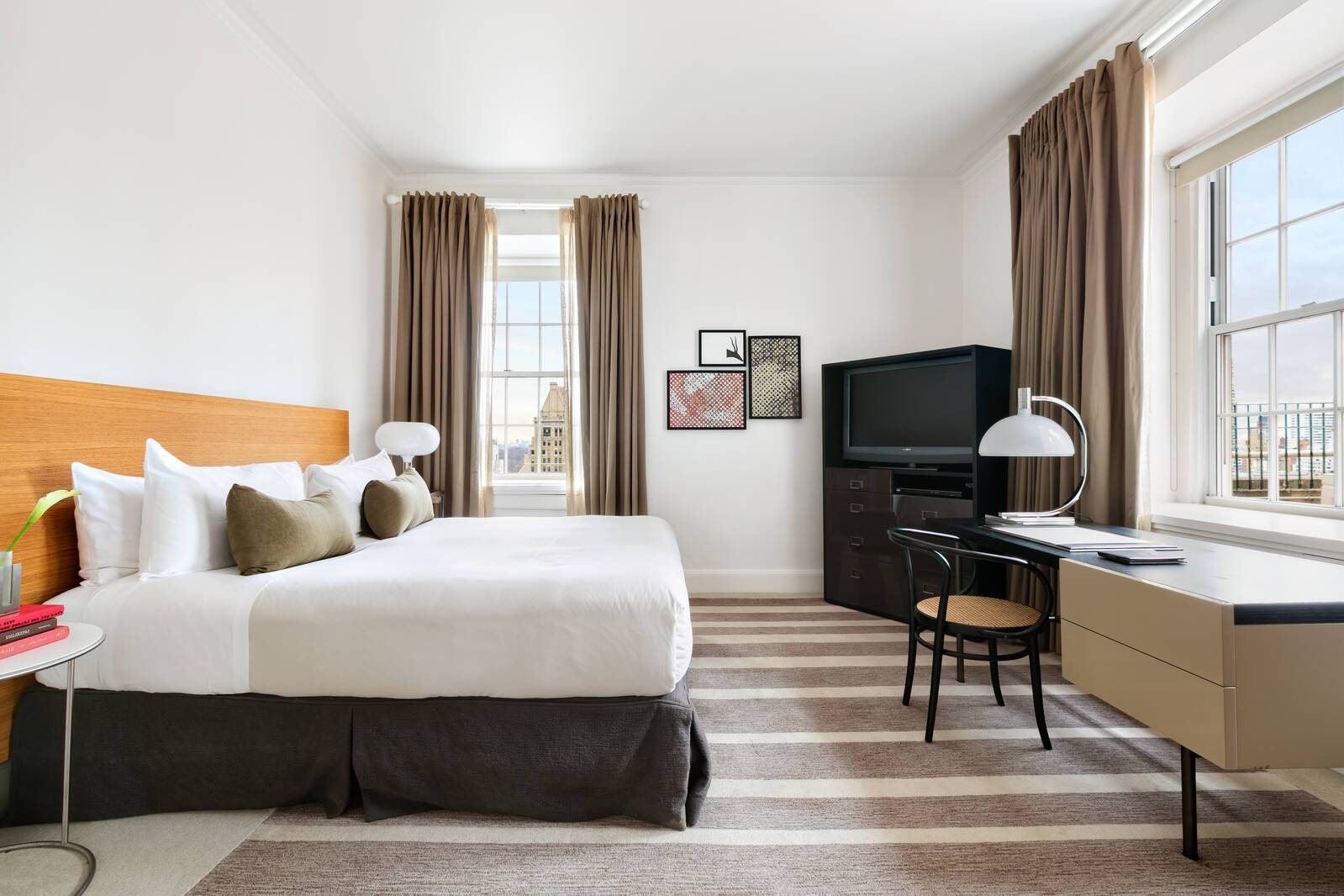 The Pierre New York charles pierre suite chambre
