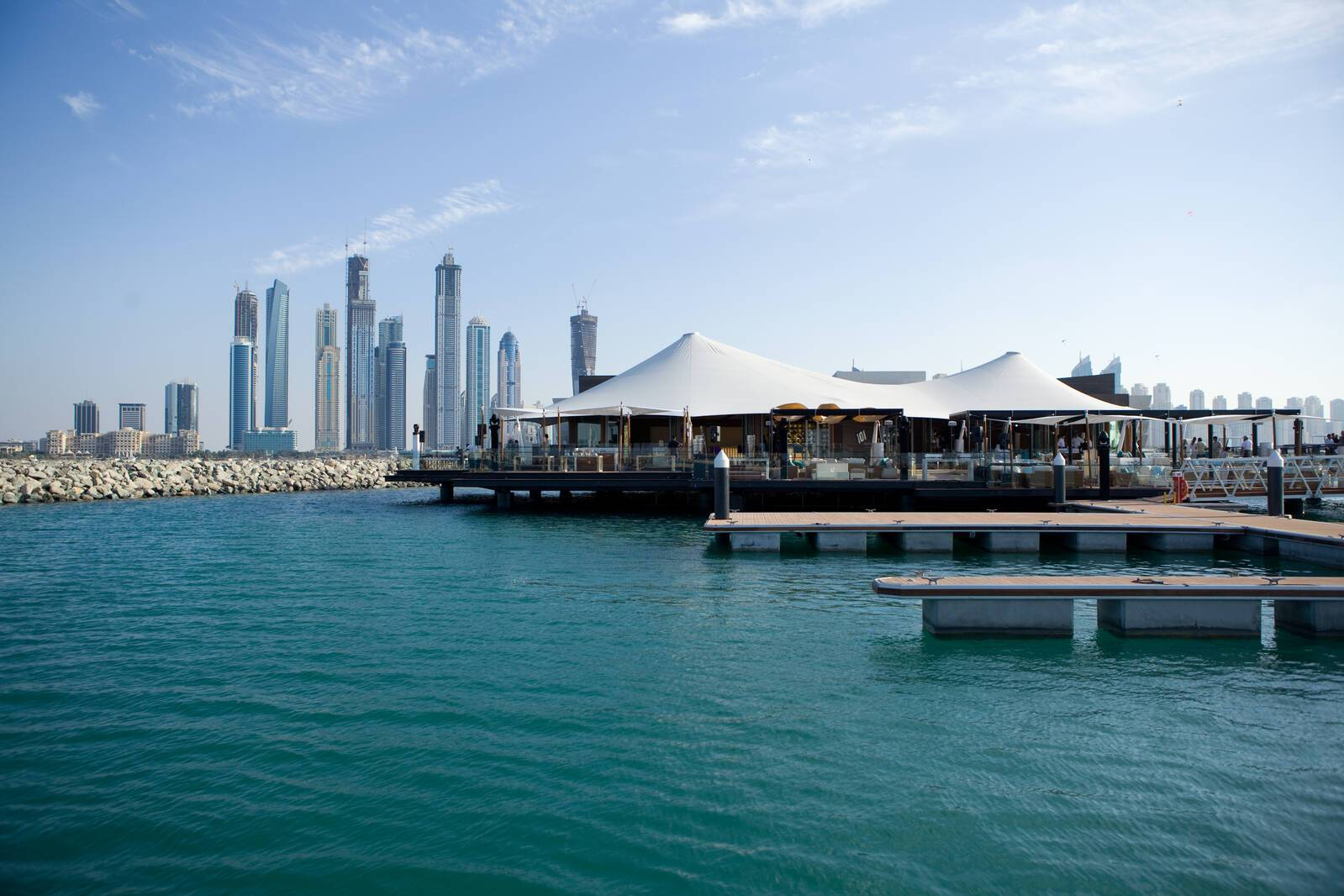 One And Only The Palm Dubai Lounge