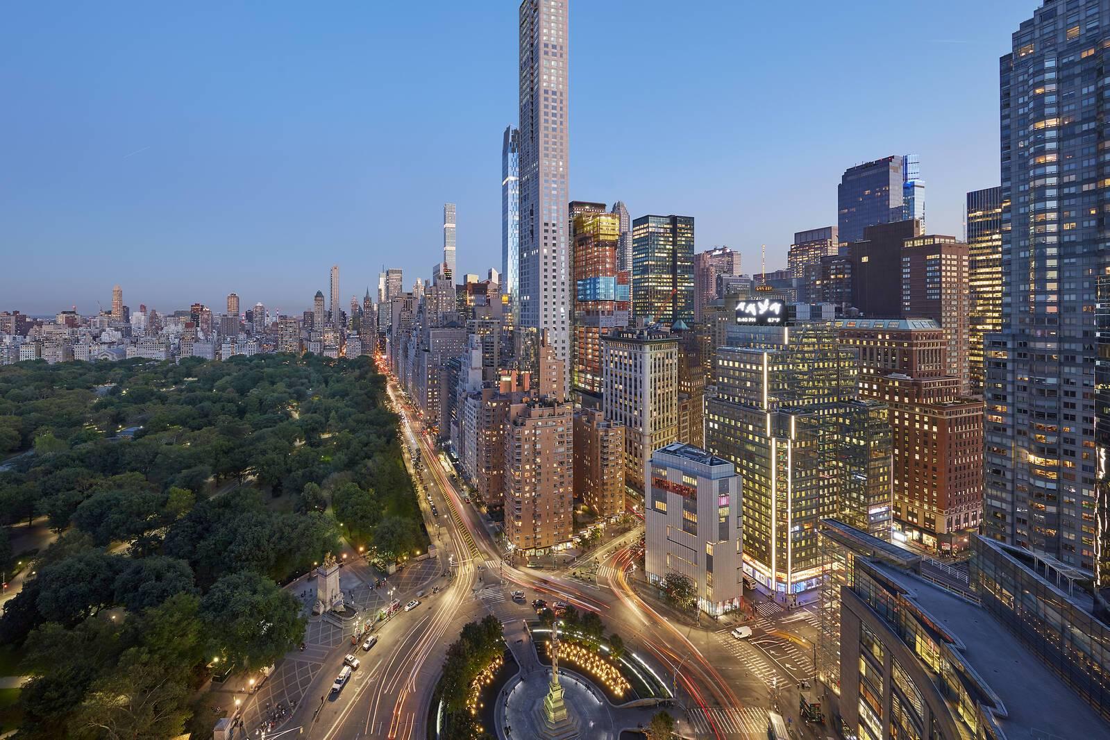 Mandarin Oriental New York exterieur