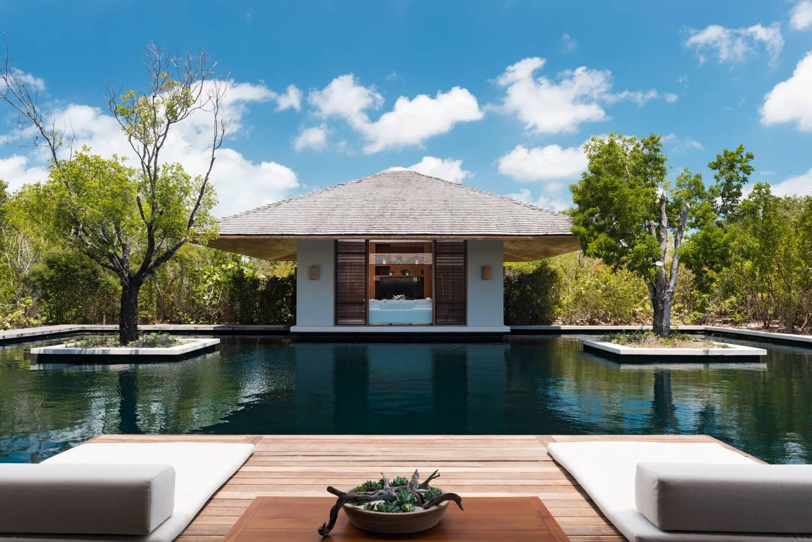 Amanyara Tranquility Villa Piscine Turks et Caicos