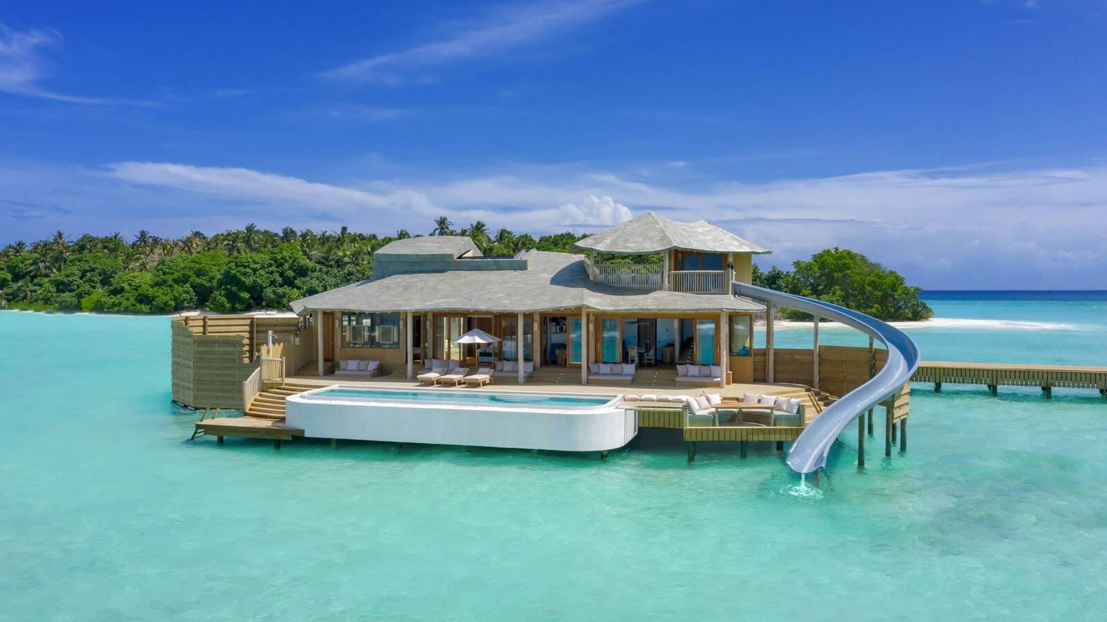 Soneva Fushi Maldives Water Retreat