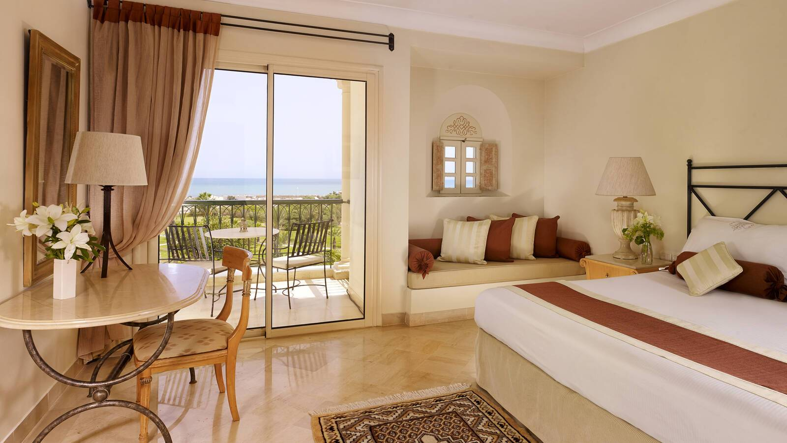 The Residence Sea View Room Tunis