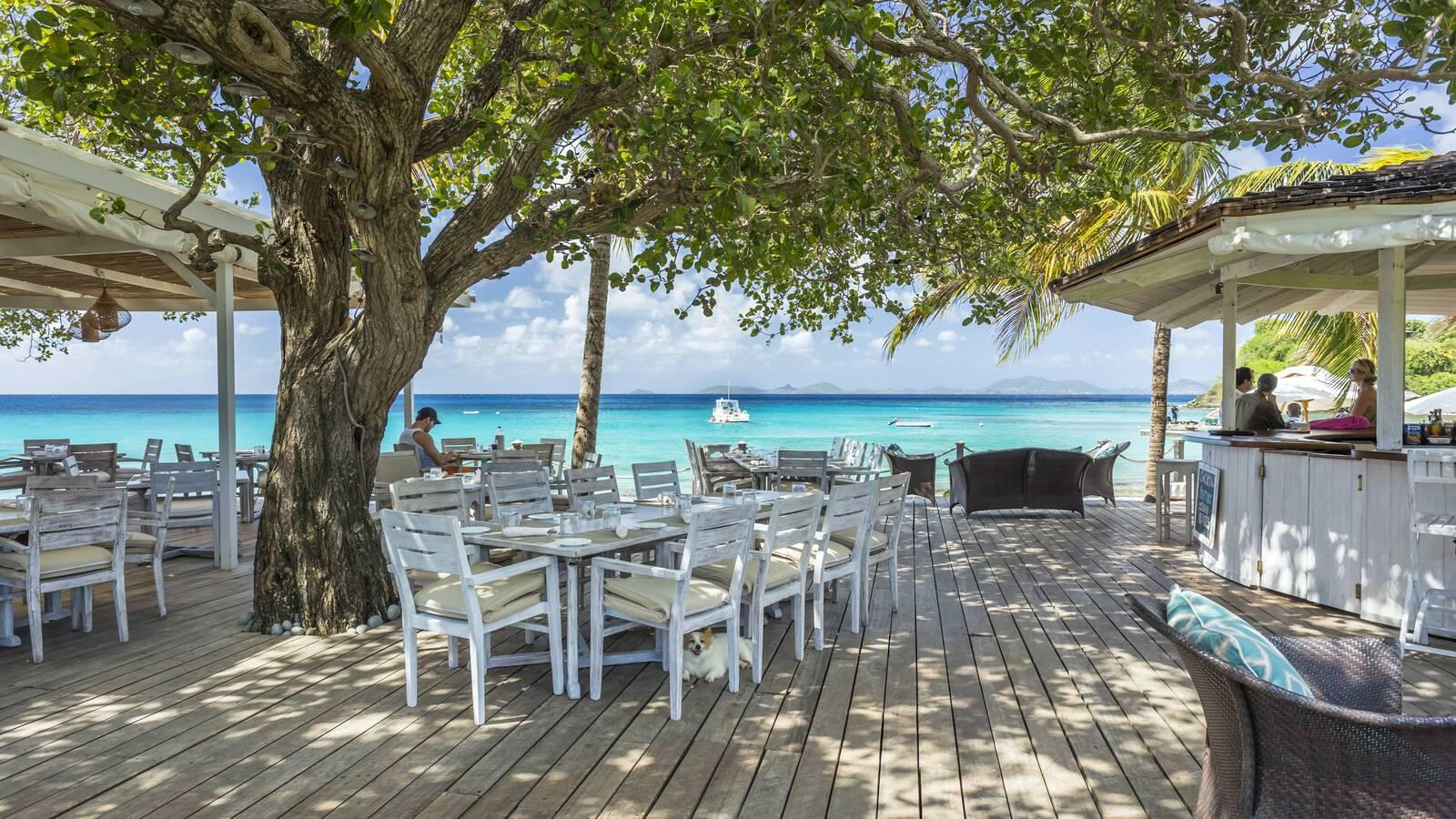 The Cotton House Beach Cafe Moustique