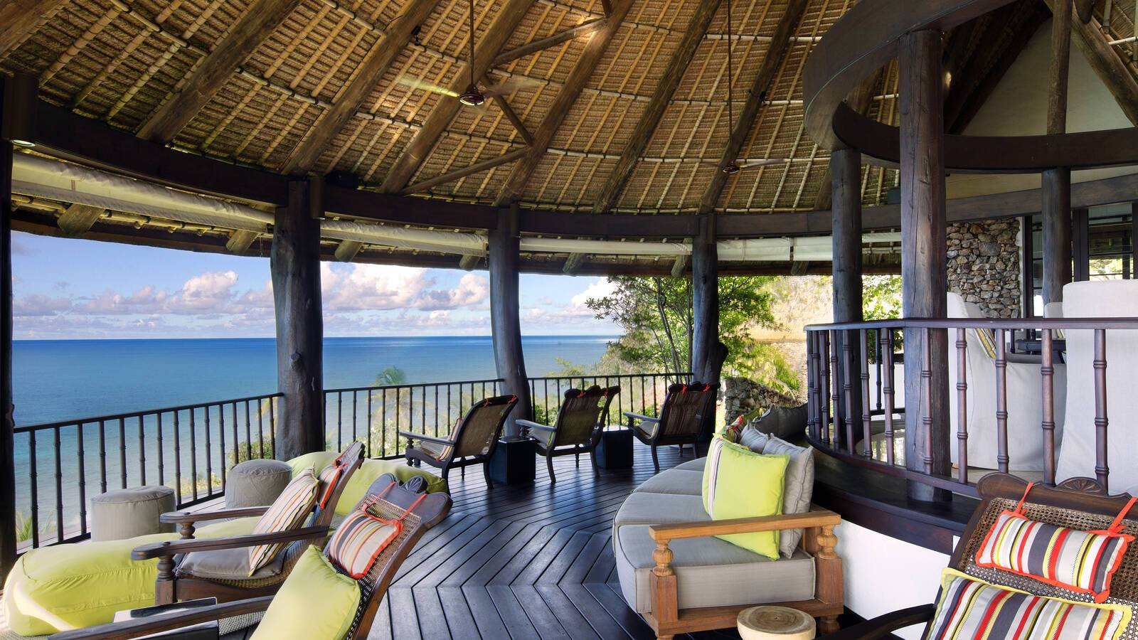 Fregate Island Banyan Hill Estate Seychelles