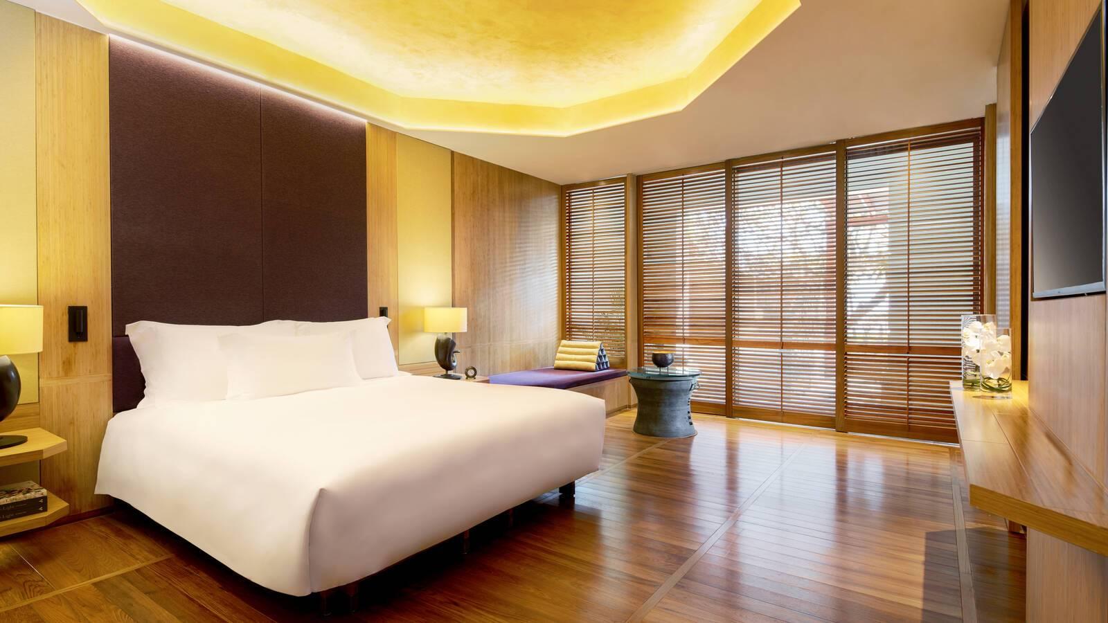 Chiva Som Suite Golden Bo Thailande