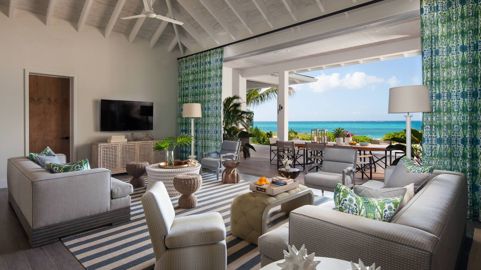 Grace Bay Villa The Residences Turks et Caicos