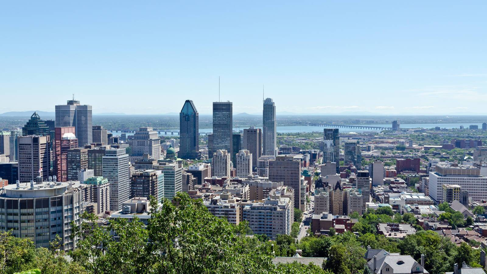 Montreal Ville New York Montreal PavelCheiko