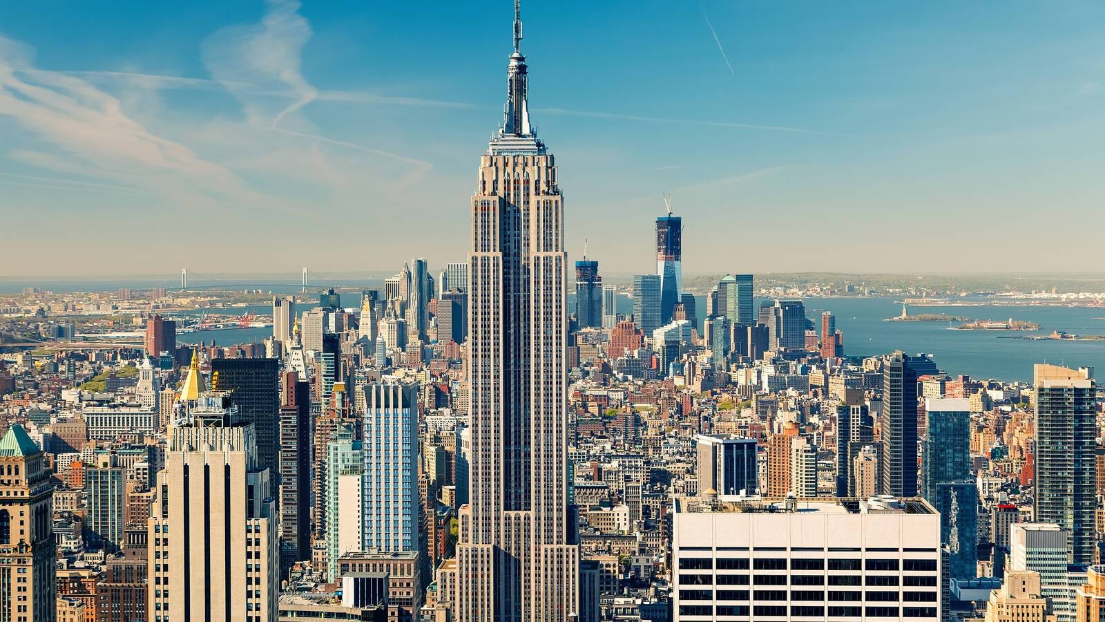 New york gratte ciel