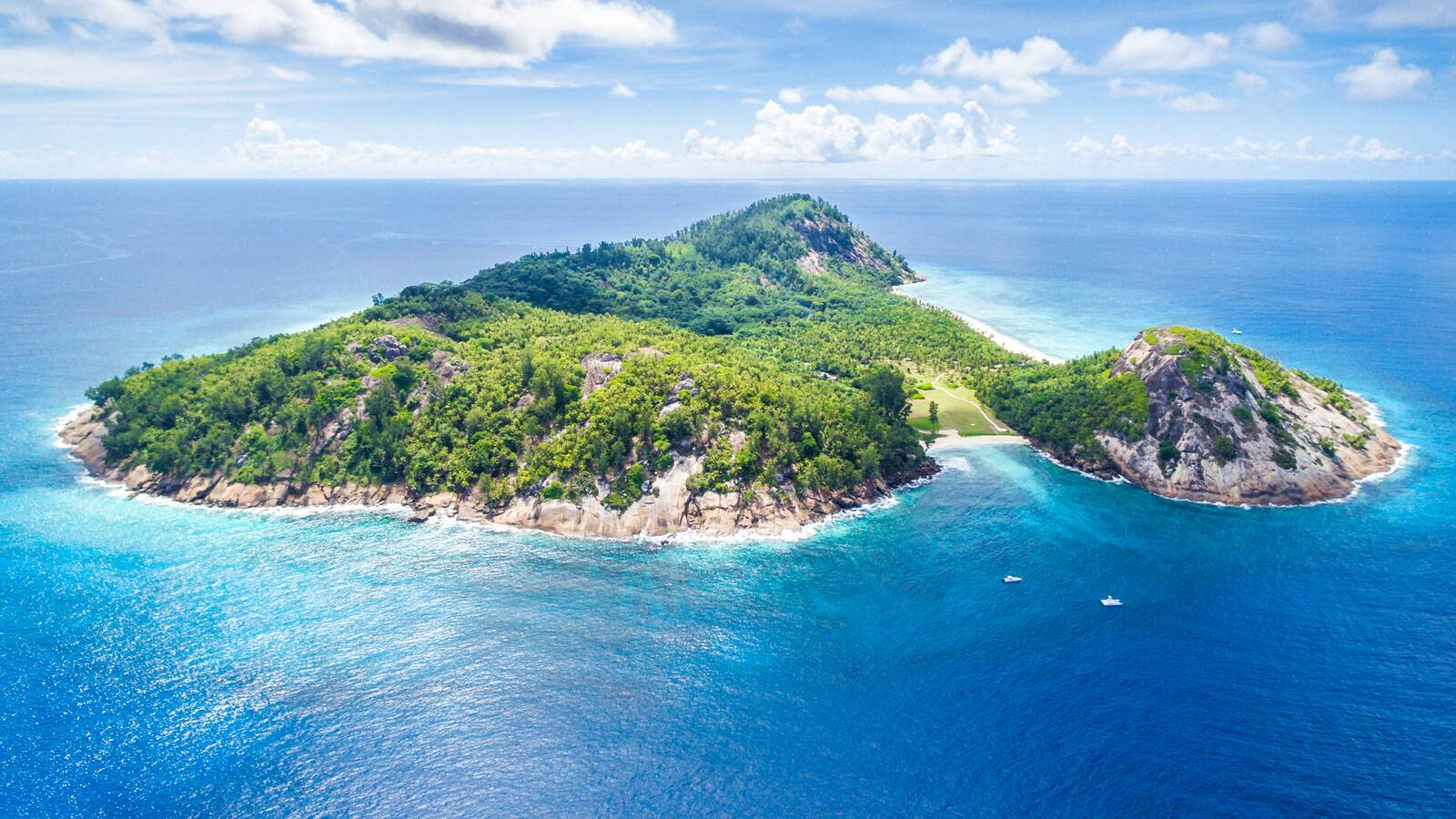 North Island View Seychelles