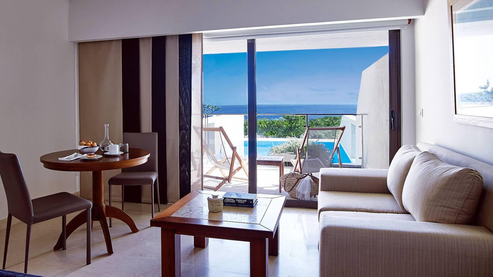 Porto Elounda Sea View Suite Crete