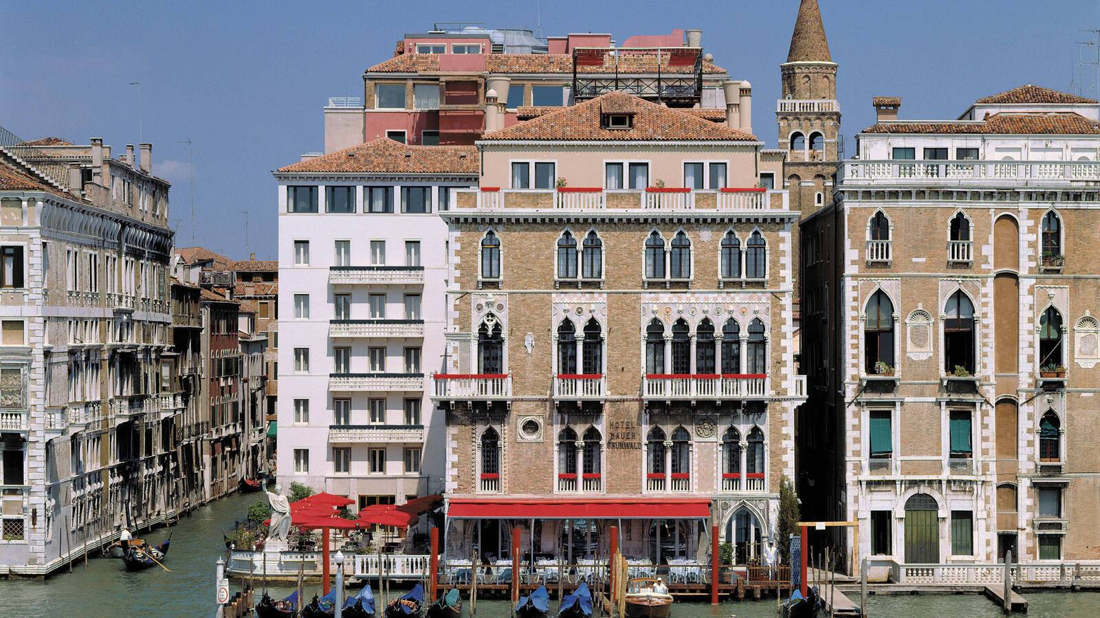 Bauer Palazzo Venise Facade