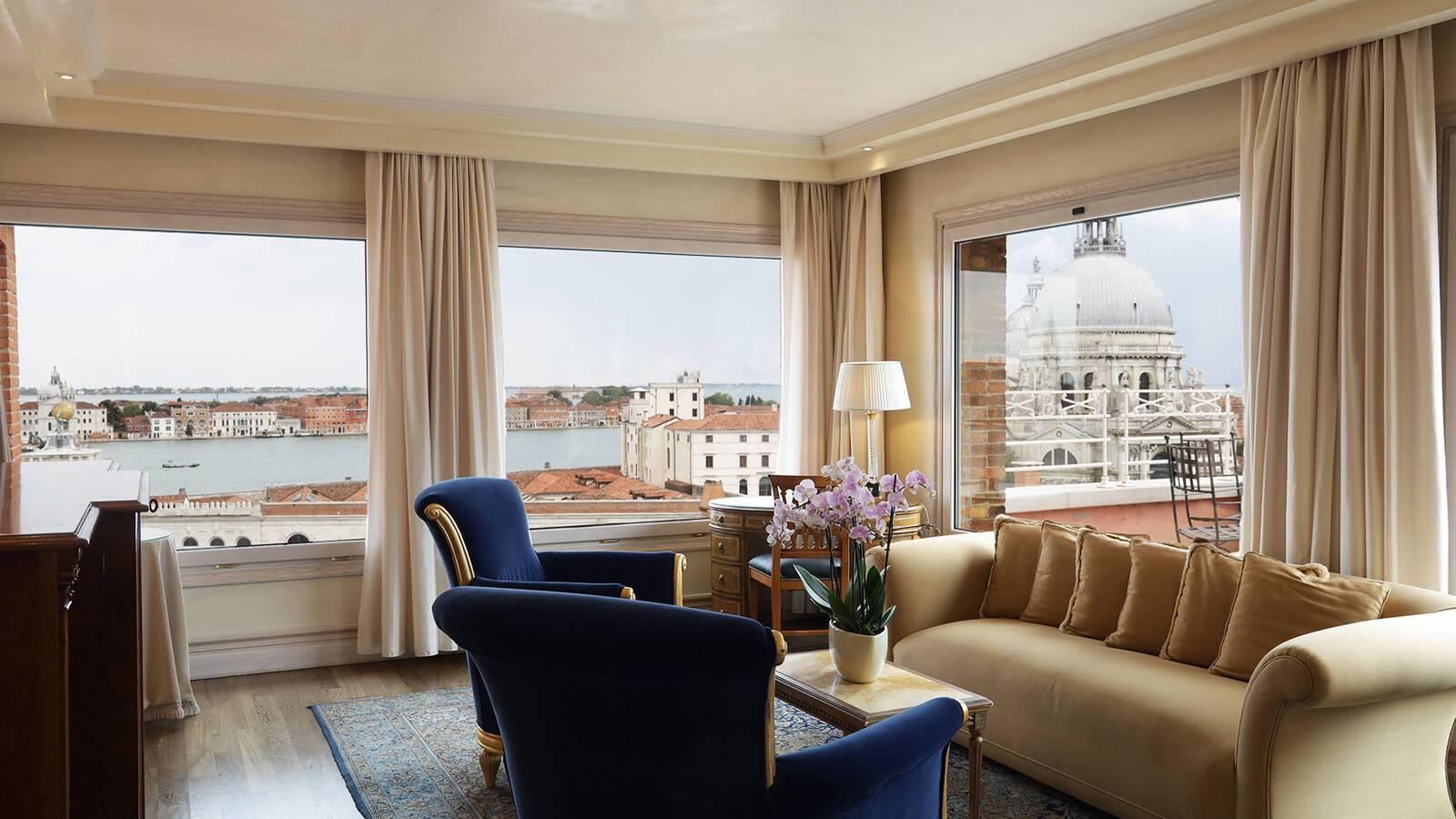 Bauer Palazzo Venise Salon