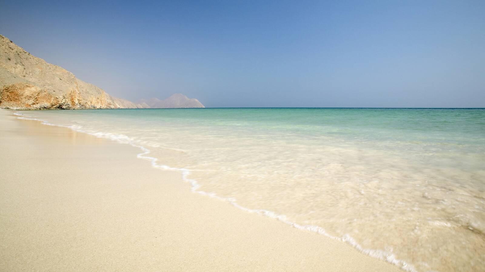 Six Senses Zighy Bay Plage Oman