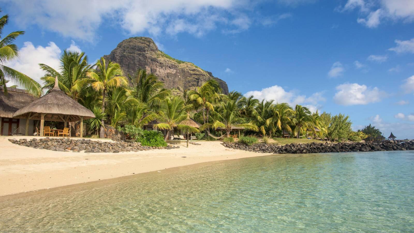 Paradis Beachcomber Plage maurice