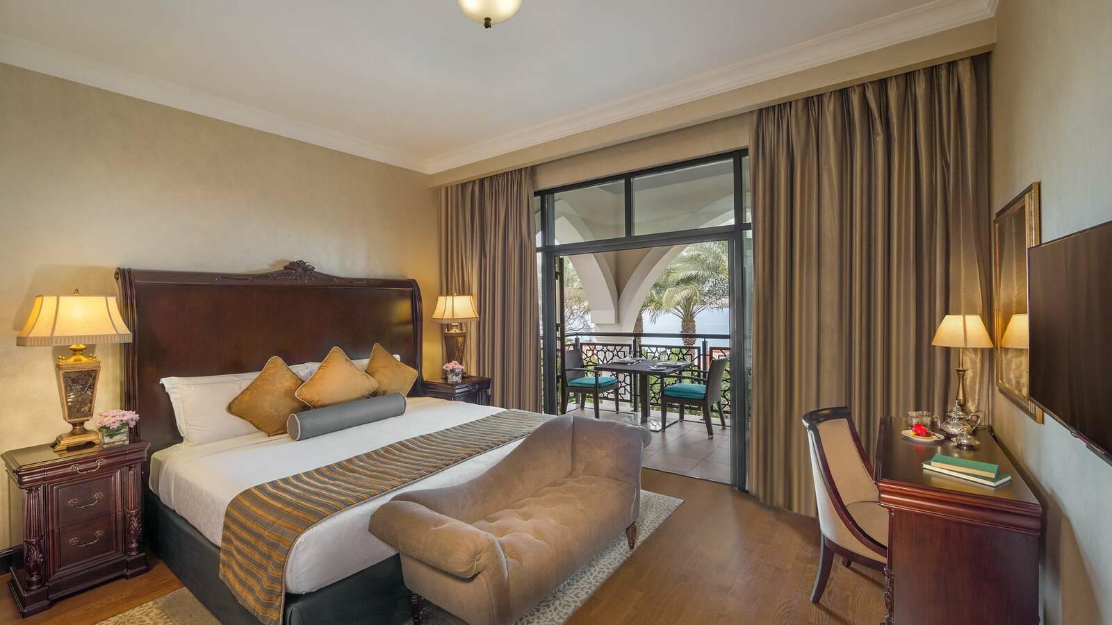 Jumeirah Zabeel Saray Beach Villa Chambre Dubai