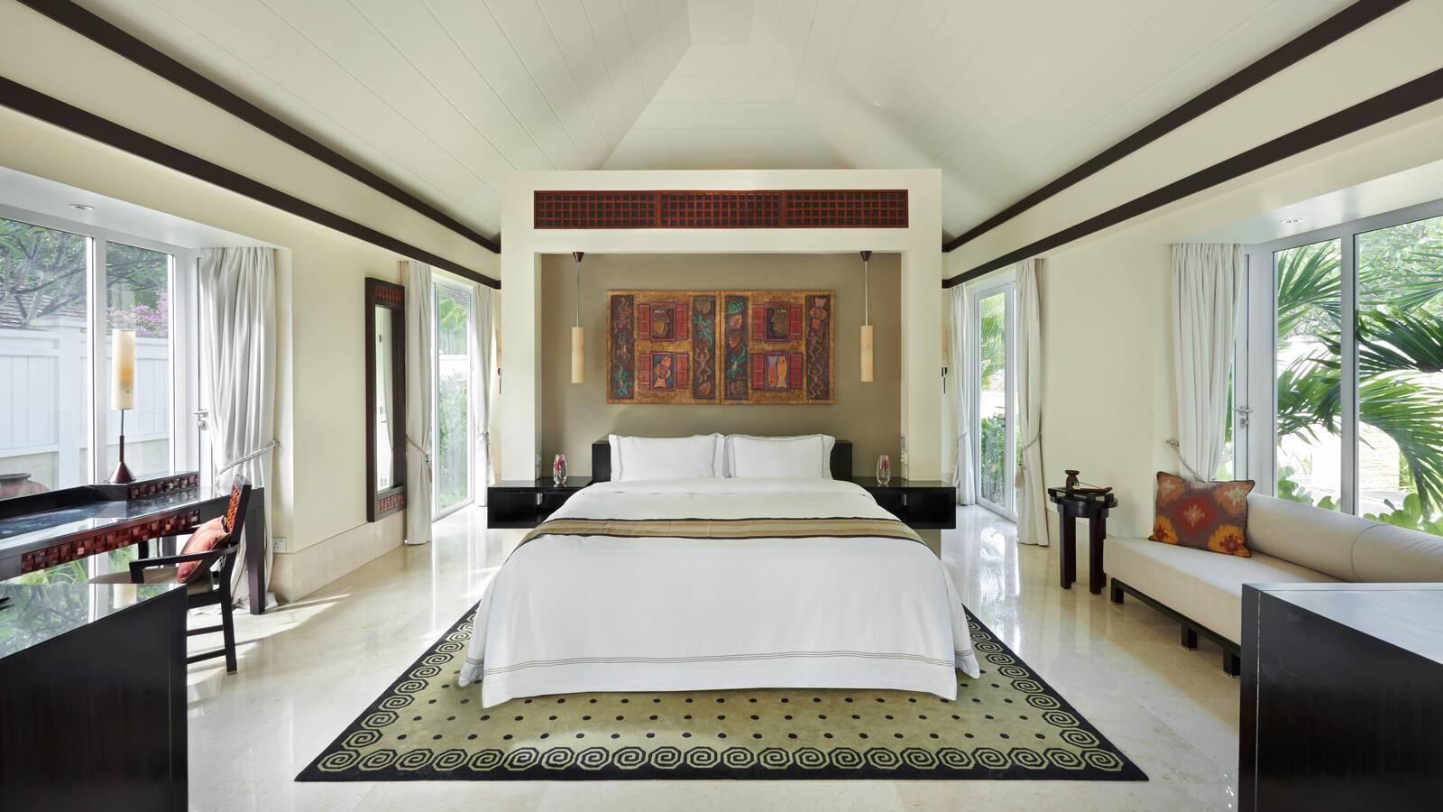 Banyan Tree Villa Chambre Seychelles