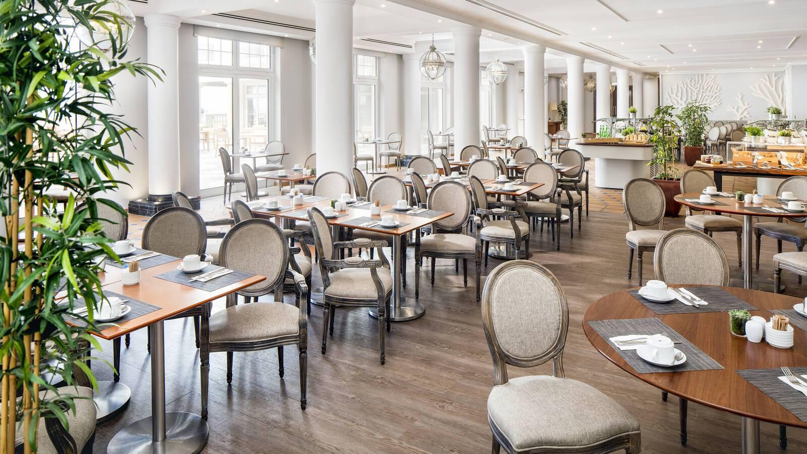 Praia Del Rey Mariott Restaurant Tempura Salle Portugal