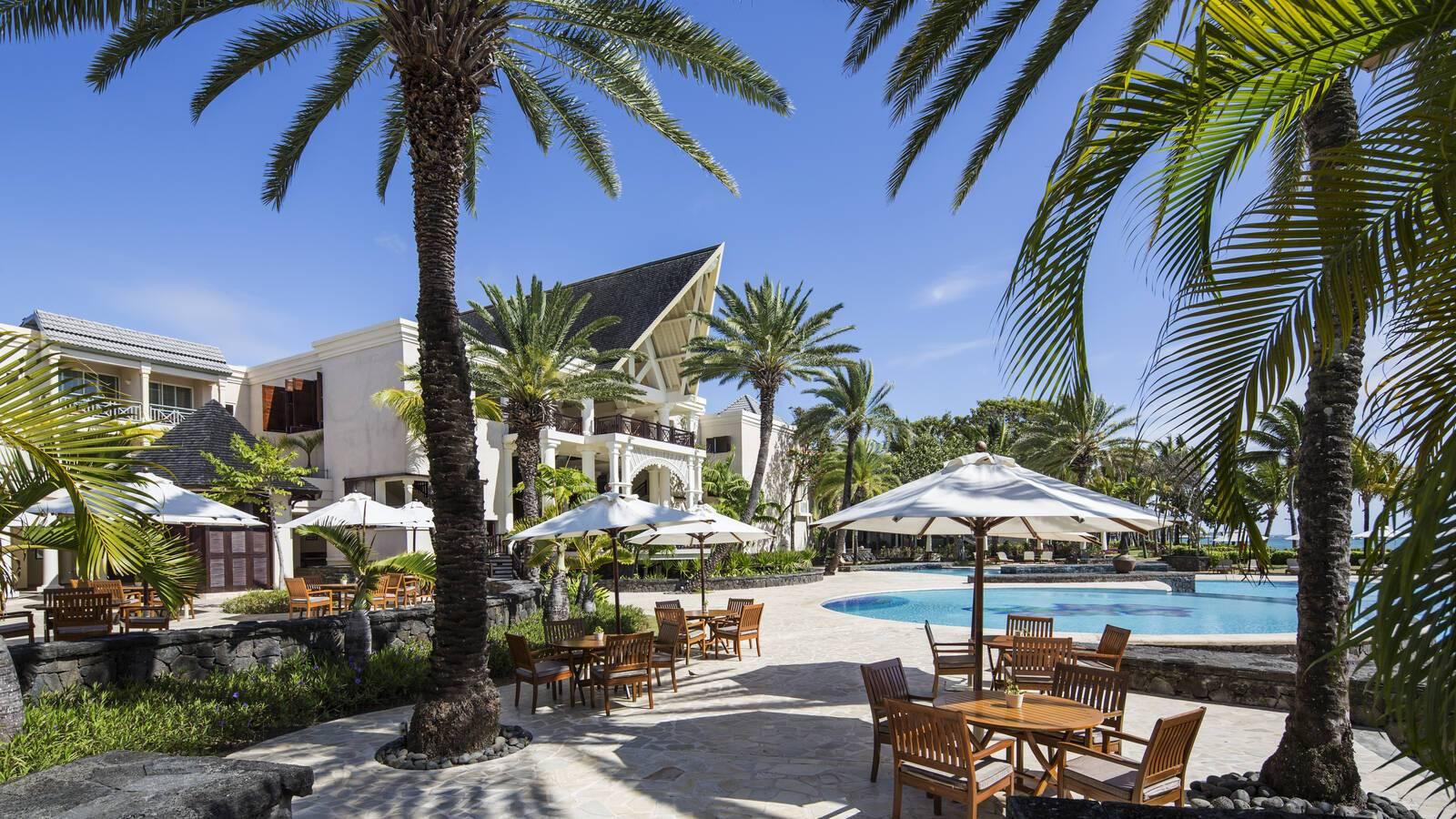 The Residence Mauritius Piscine Maurice