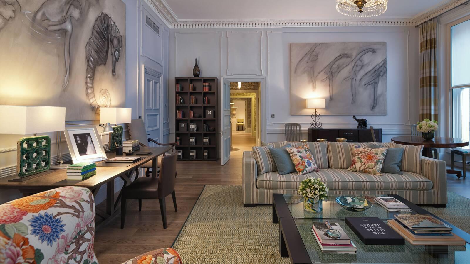 Brown s Londres Rocco Forte Kipling Suite