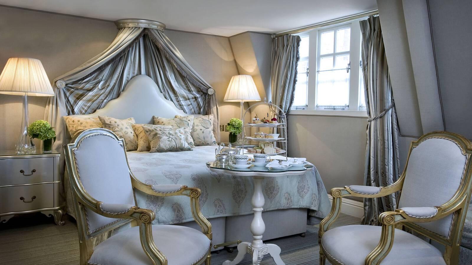 Milestone Londres Deluxe King Room