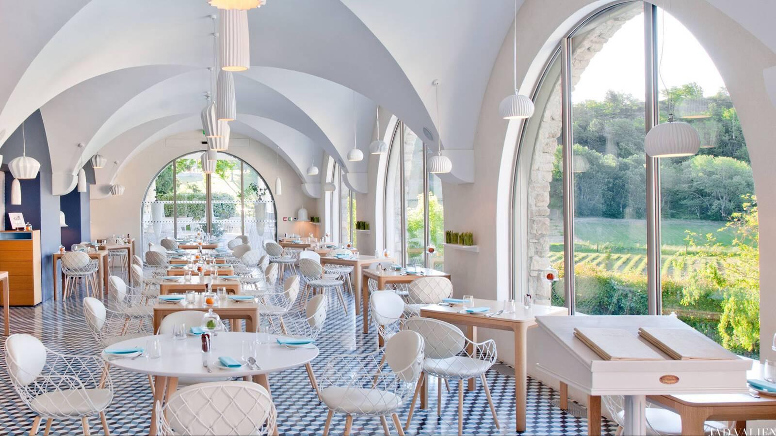 Couvent des Minimes Provence restaurant