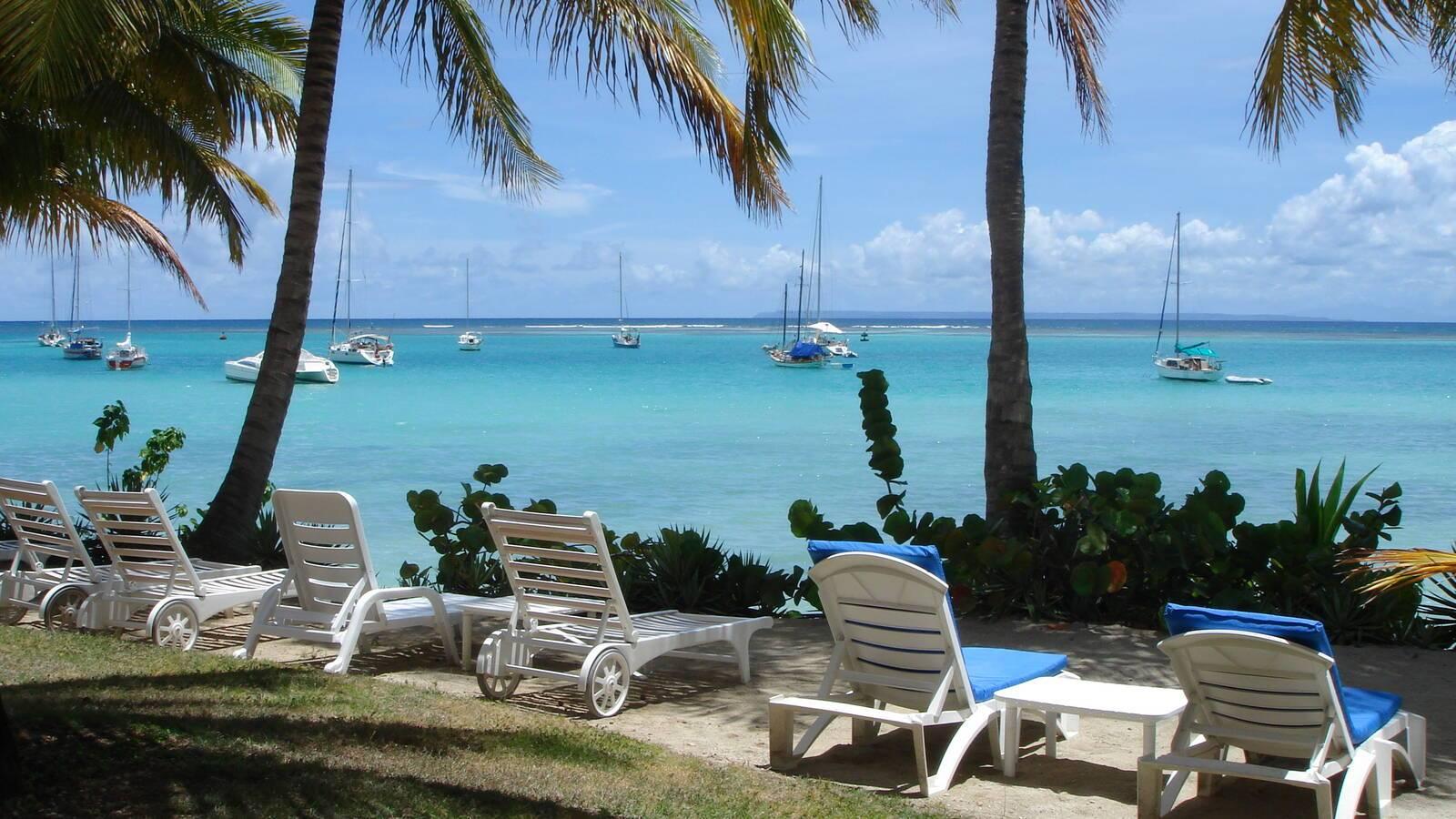 La Cocoteraie Plage Guadeloupe.JPG