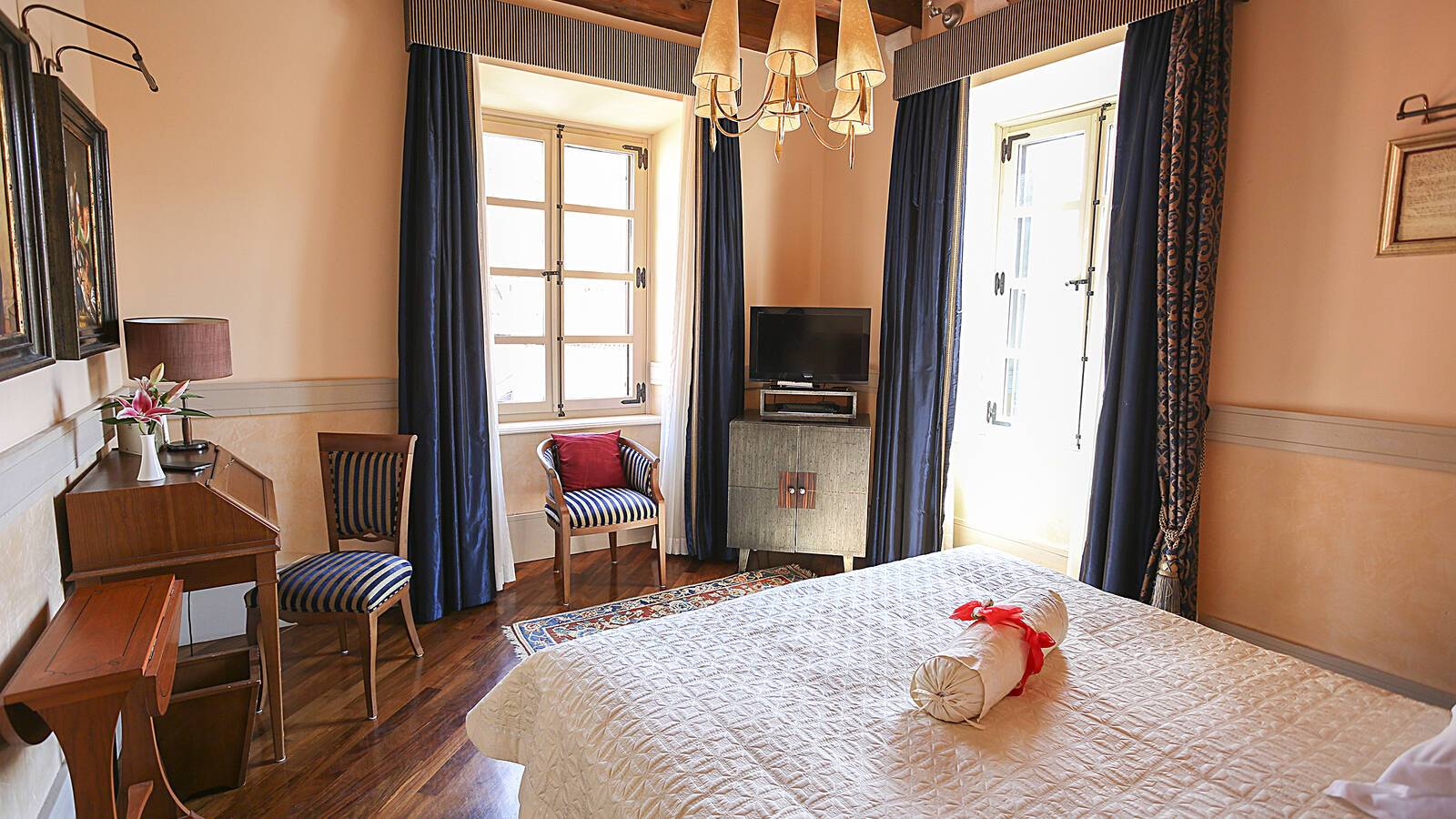 Pucic Palace Dubrovnik Croatie double executive room Adriatic Images