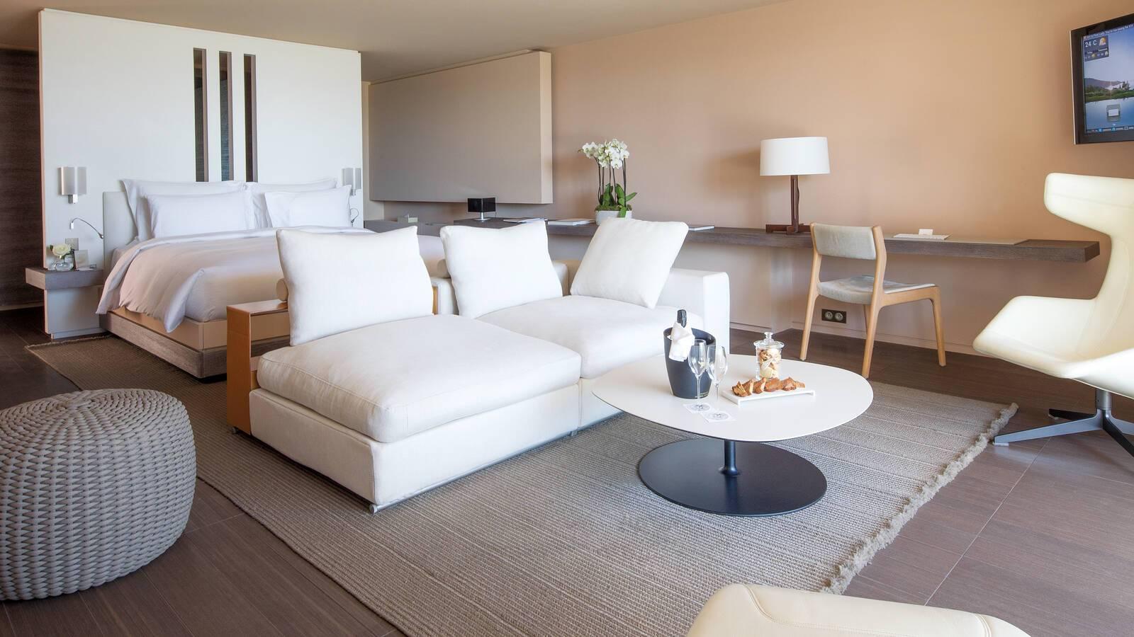 La Reserve Ramatuelle Junior Suite Chambre Cote D Azur