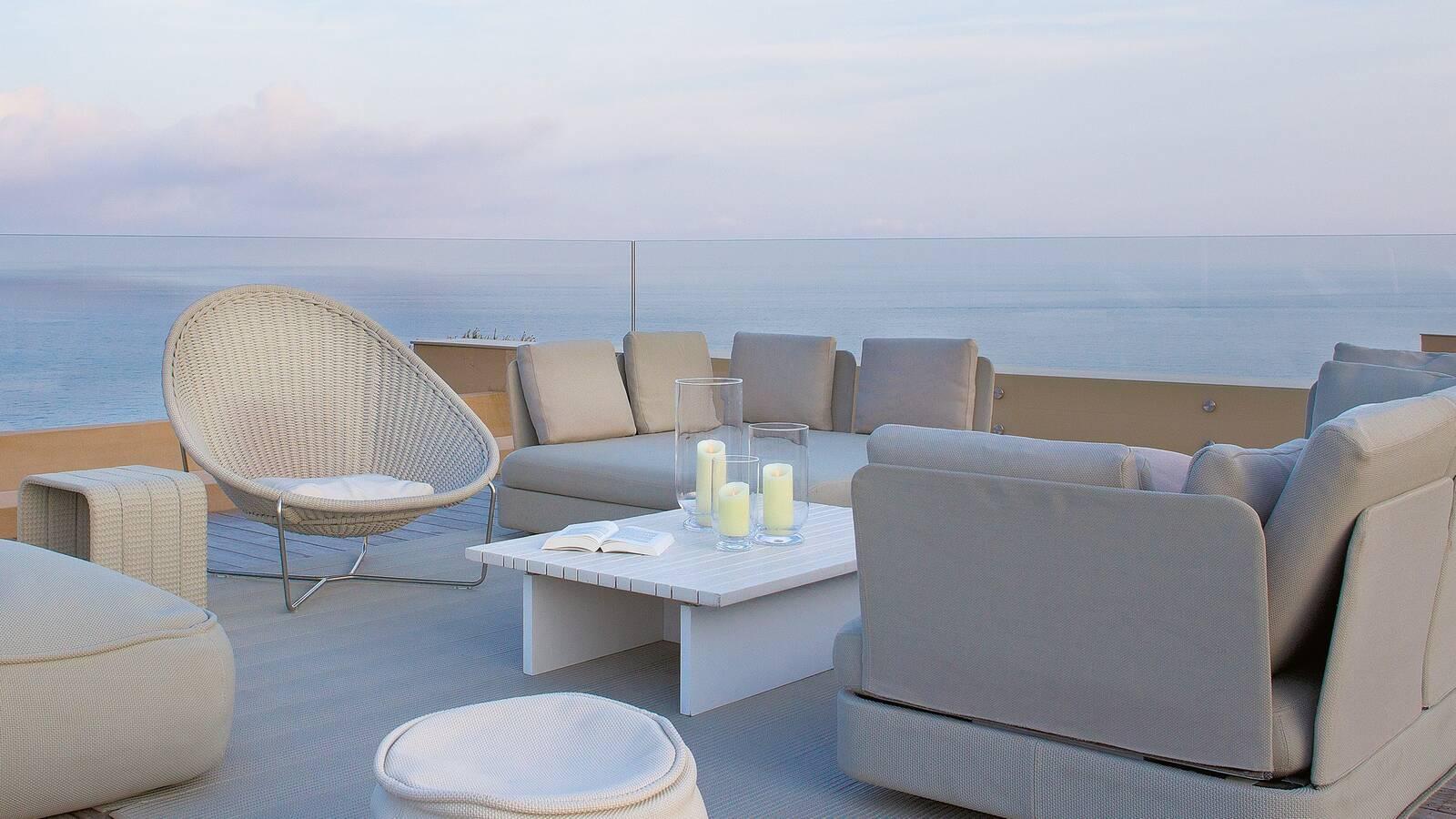 La Reserve Ramatuelle Sky Bar Cote D Azur