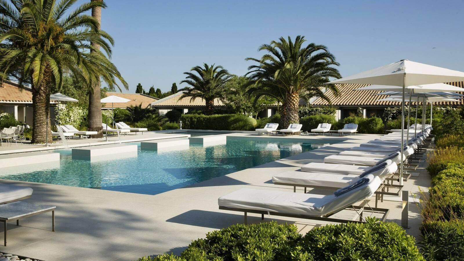Hotel Sezz Piscine Saint Tropez
