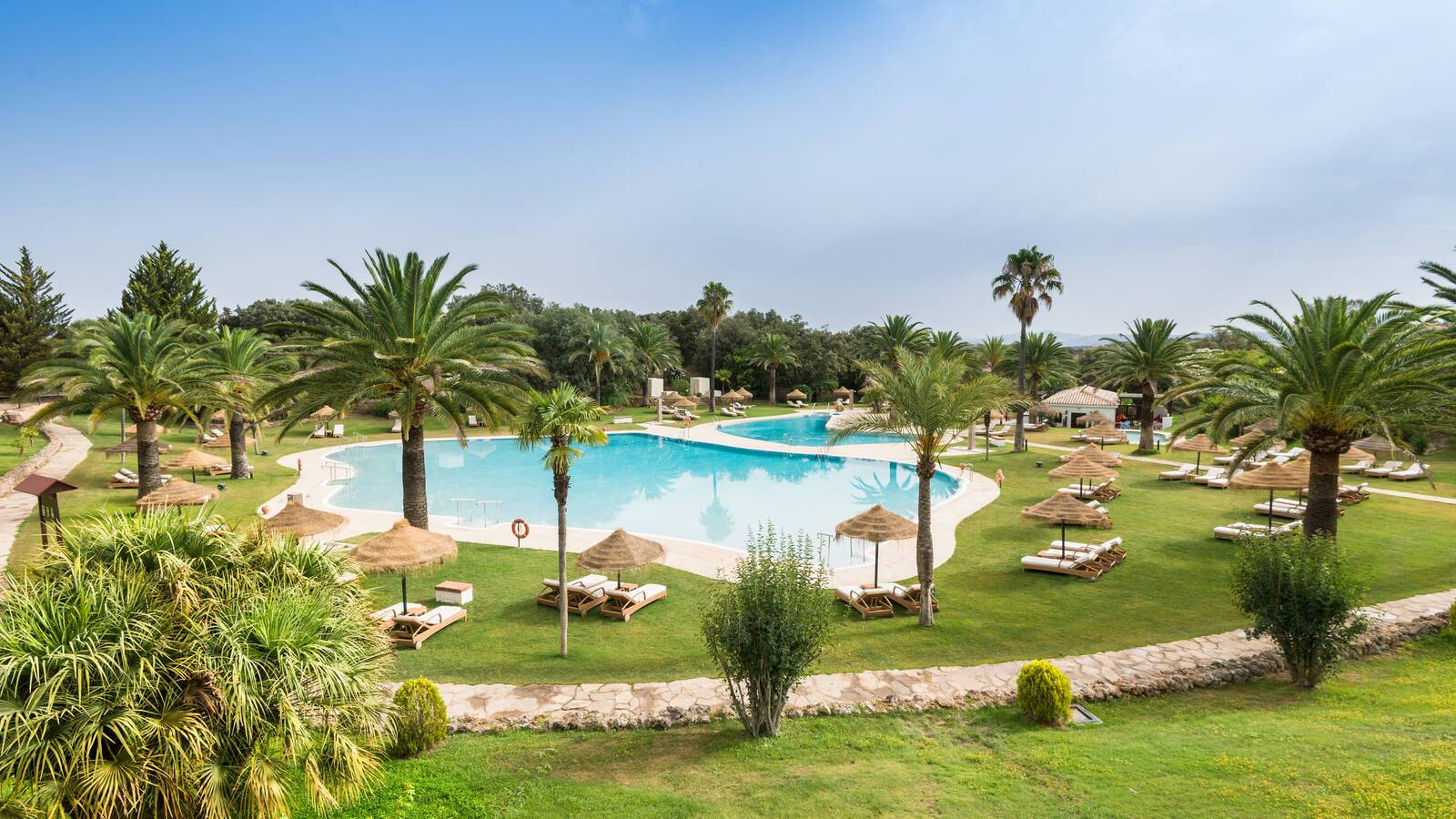 Barcelo la Bobadilla Andalousie piscine exterieure