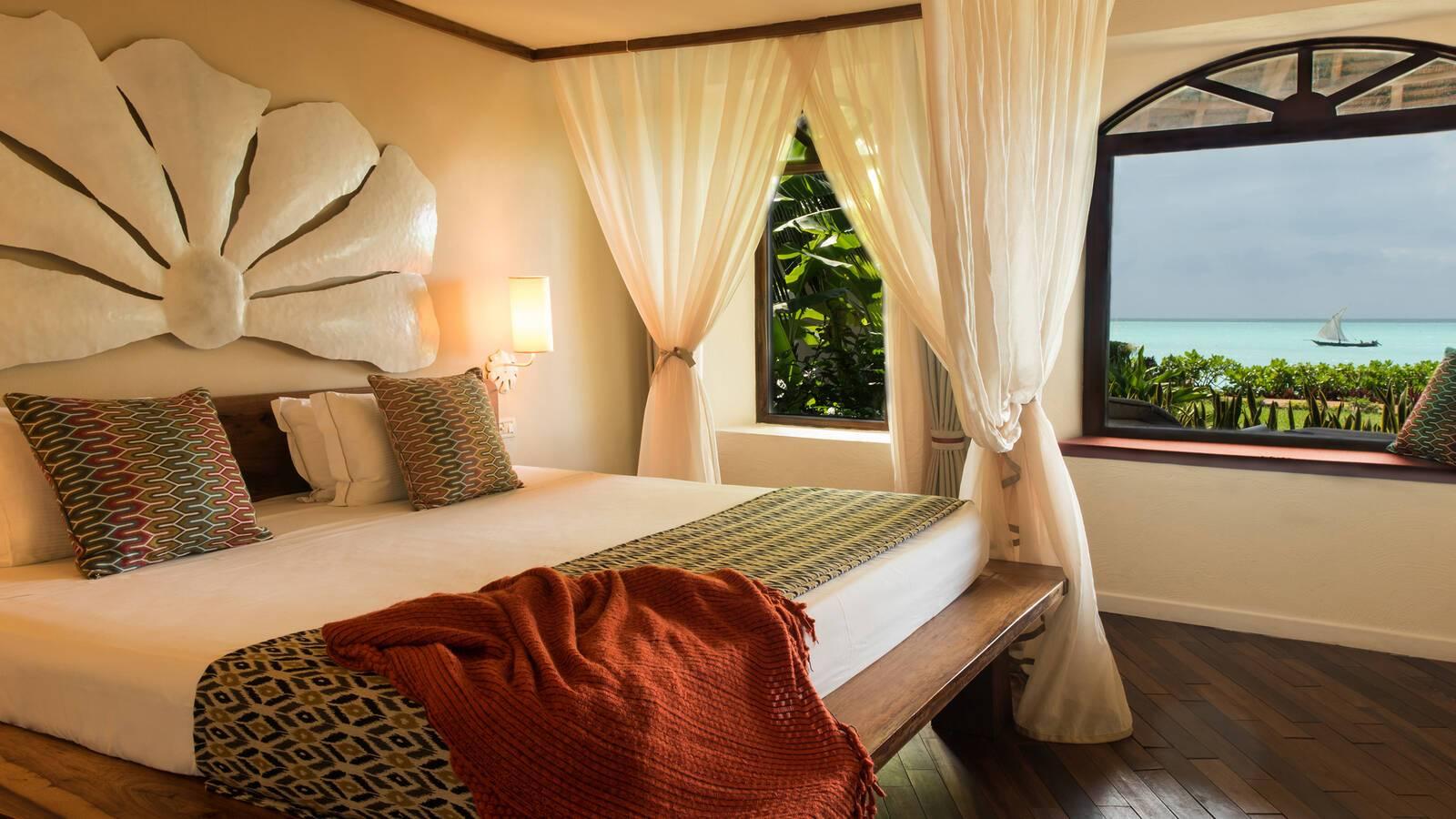 Essque Zalu Suite Chambre Zanzibar