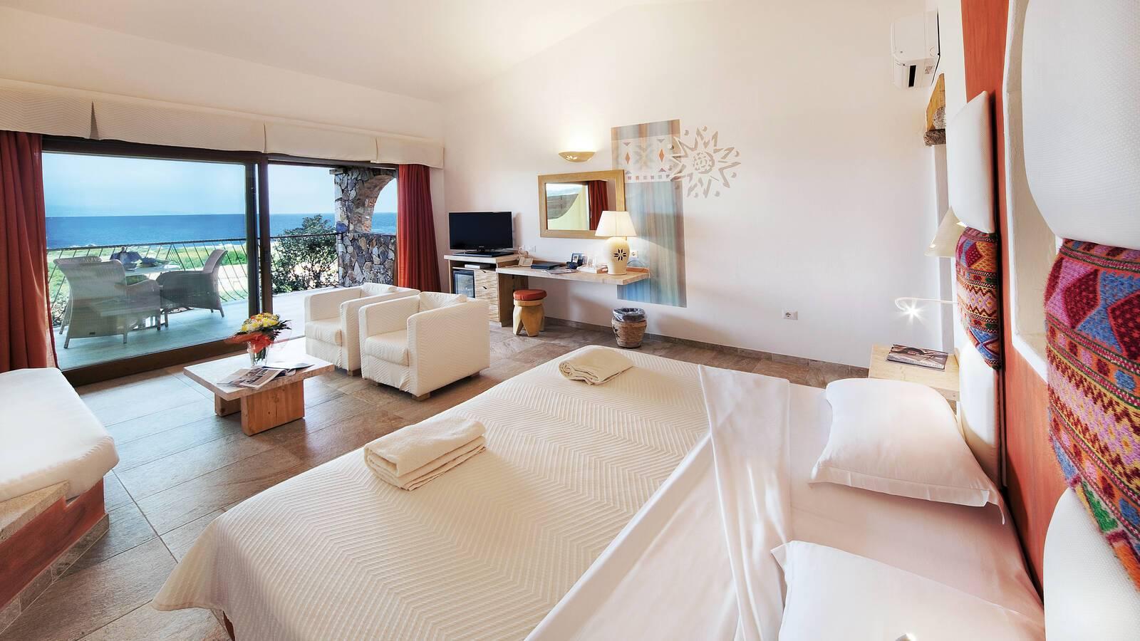 Valle Del Erica Sardaigne licciola suite
