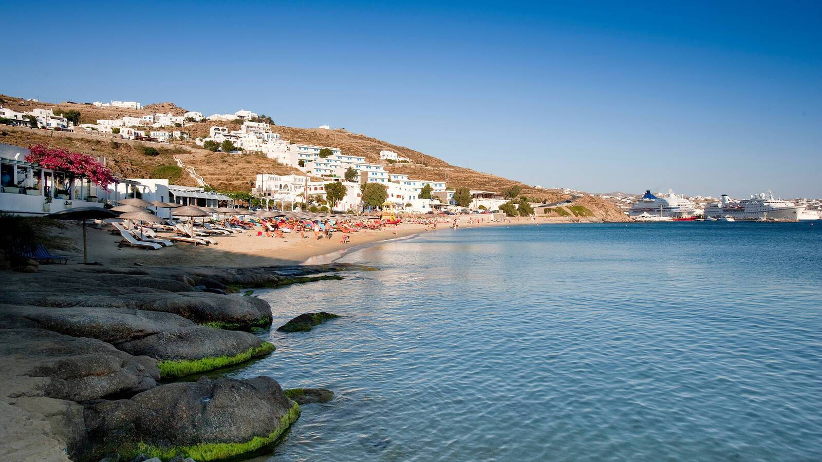 Grace Mykonos plage Agios Stefanos Mykonos