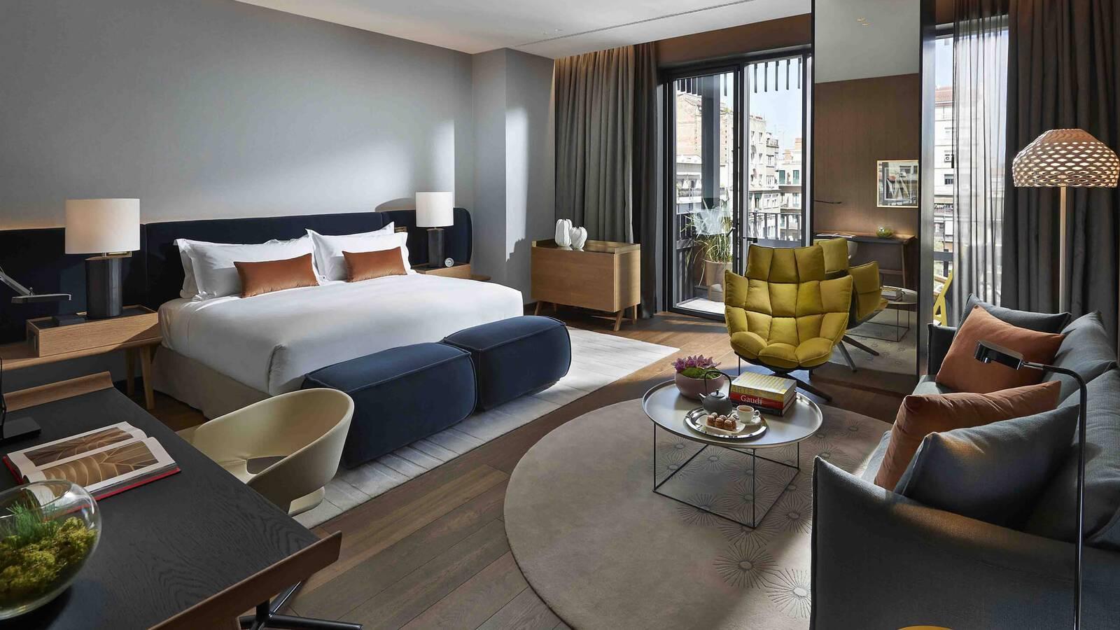 Mandarin Oriental Barcelona Studio Suite