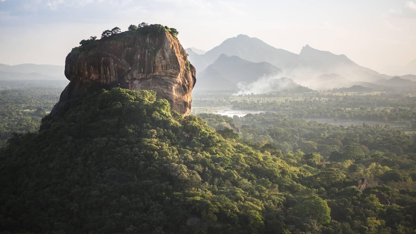 Sigiriya Lion Rock Fortress Circuit Sri Lanka